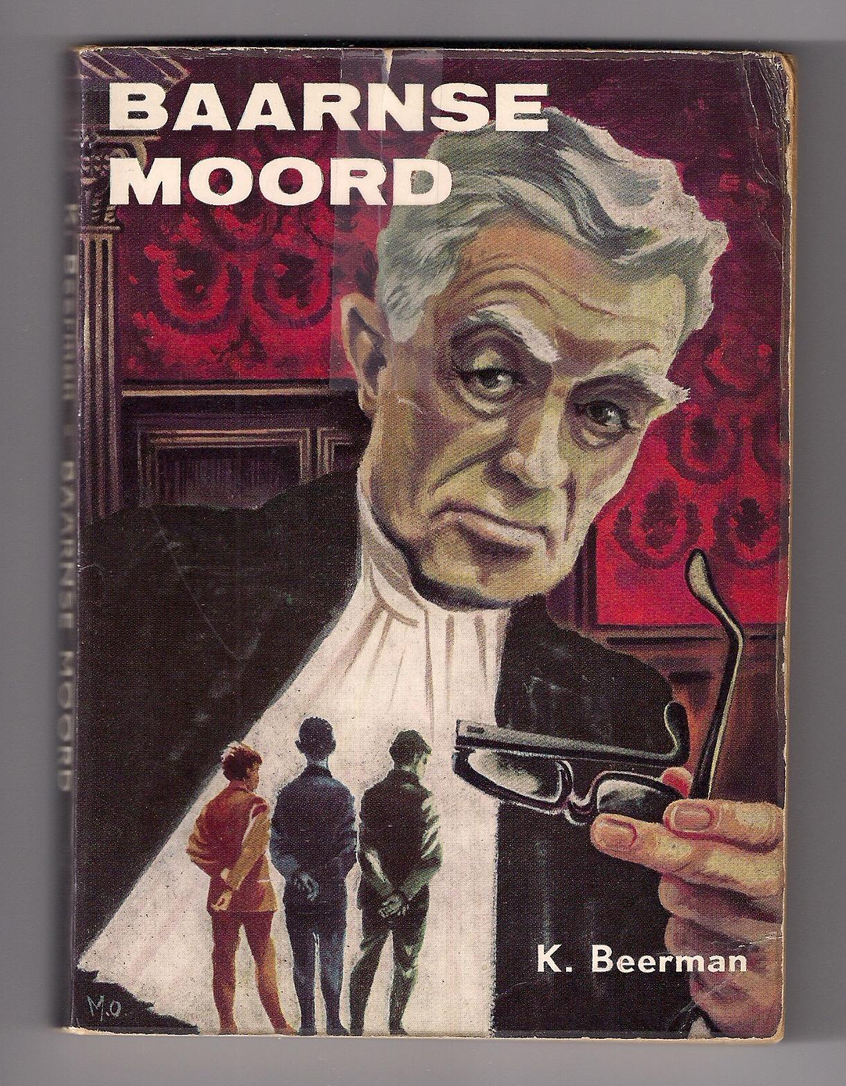 Hoe een zestig jaar oude moord een dorp nog steeds niet loslaat; Bieb leent alleen nog kopietjes uit van boek 'De Baarnse Moord' (1963), alle exemplaren zijn gestolen