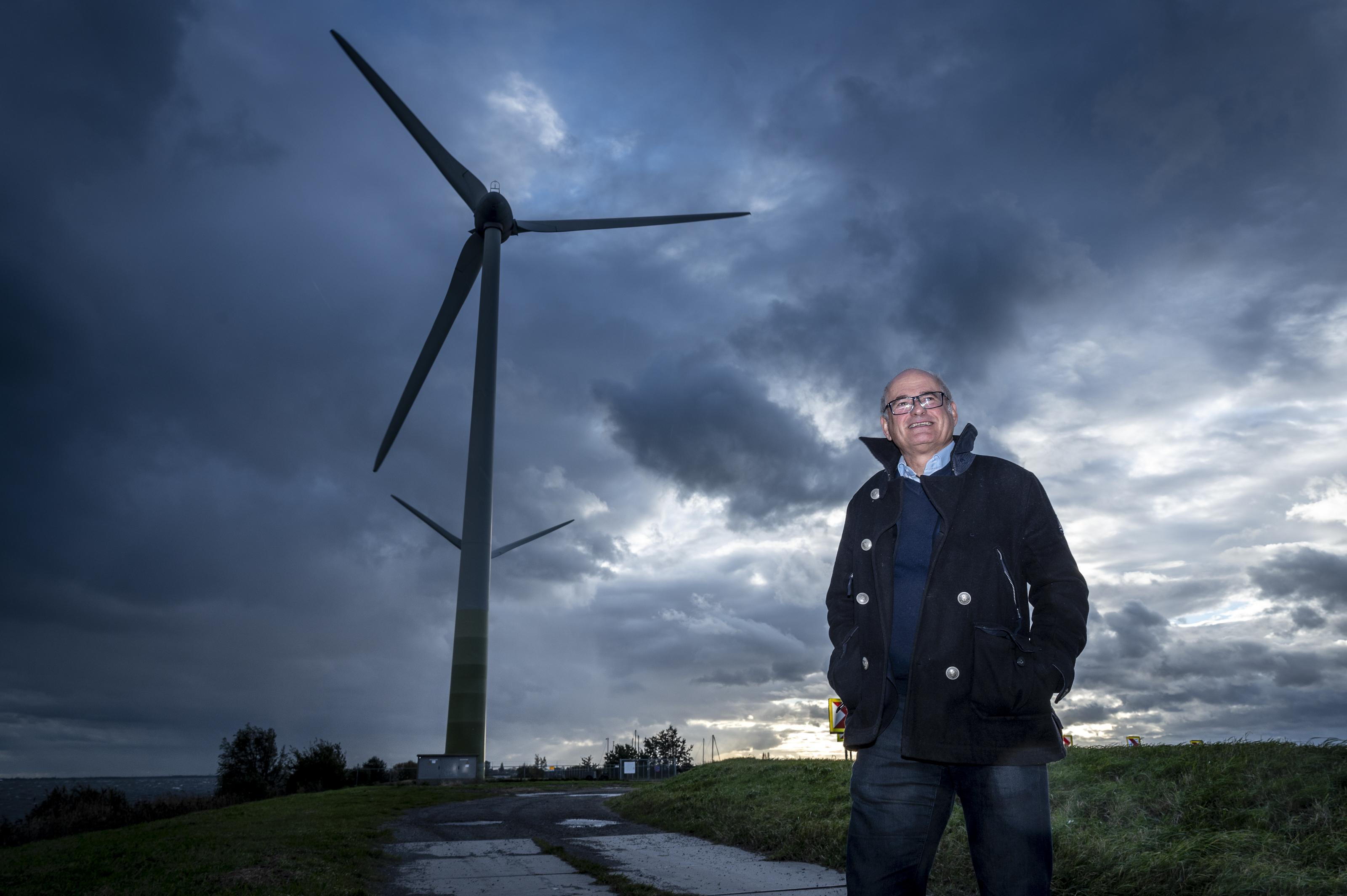 Opgestapte wethouder Bas ten Have van Waterland: 'Ik wil me nergens achter verschuilen, ik heb het zelf gewoon niet goed gedaan'