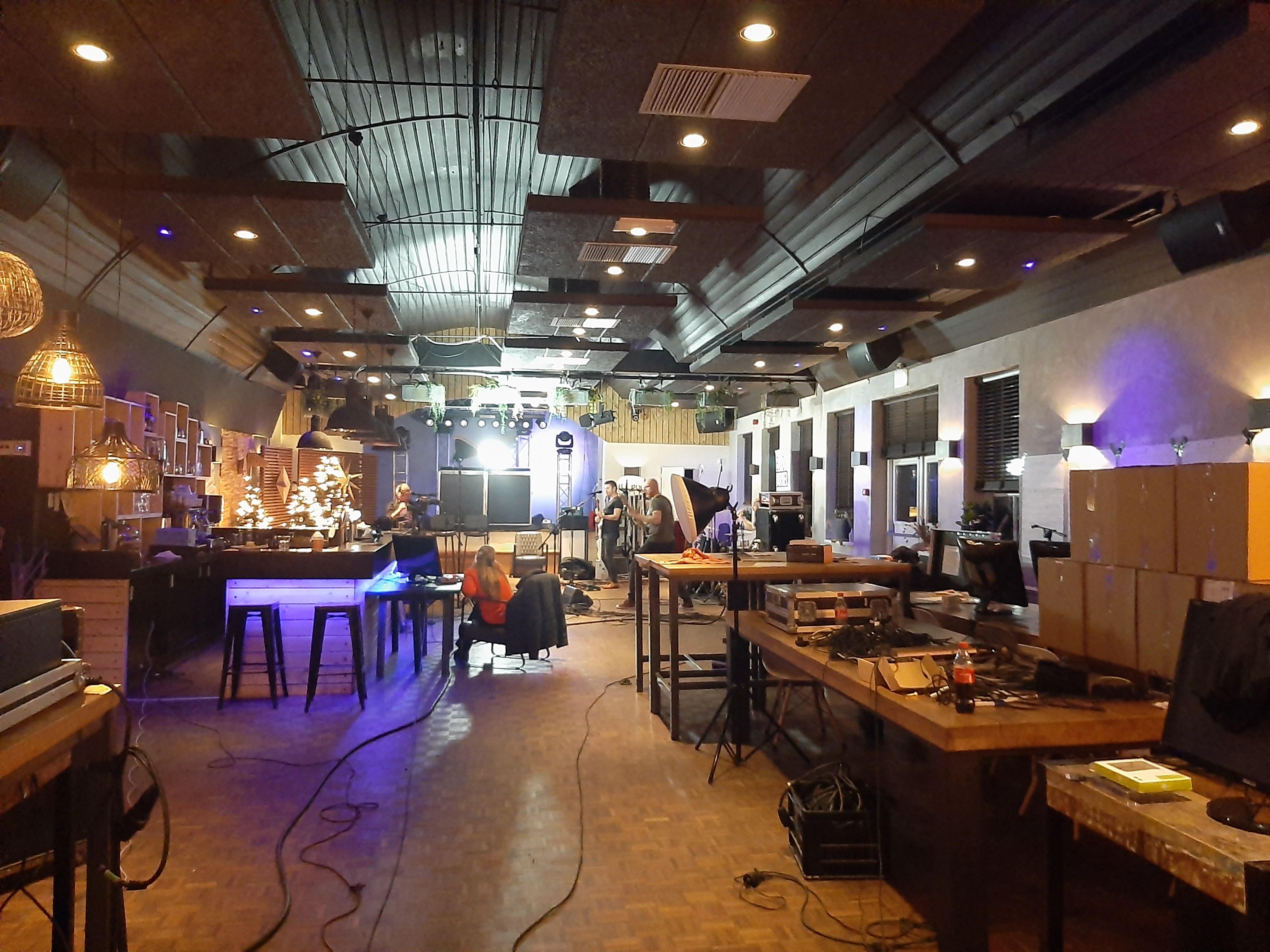 Livestream haalt al €20.000 op: 'We willen het voortouw nemen vanuit de horeca'