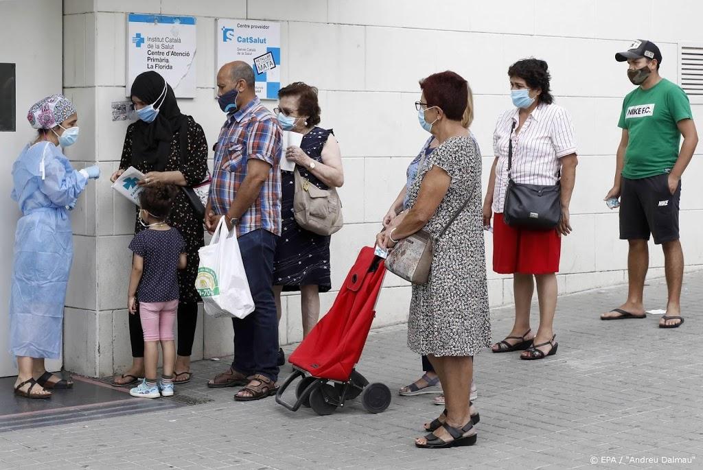 Buza scherpt reisadvies meerdere regio's Spanje aan