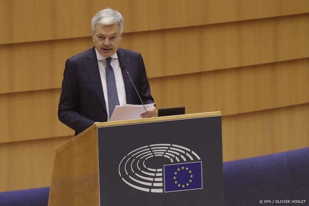 EU-commissaris: vanaf eind juni met 'Covid-pas' op reis