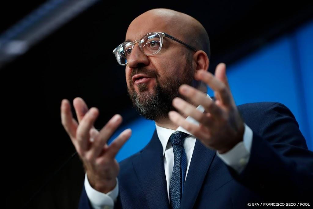 EU-president waarschuwt Turkije: sancties op tafel