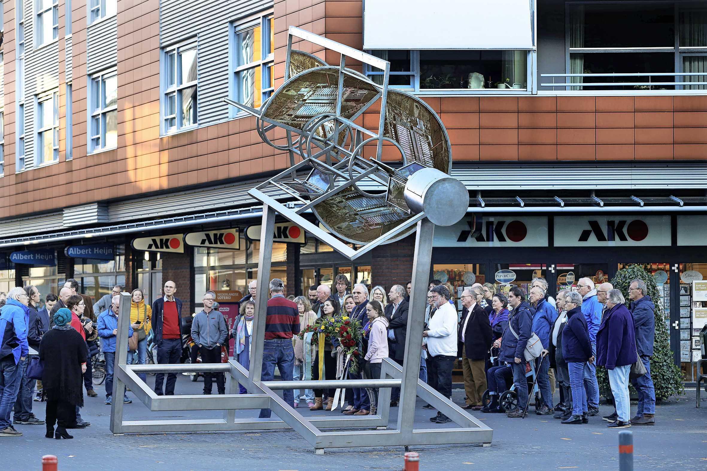 Lustrum-herdenking Februaristaking Hilversum online vanwege corona