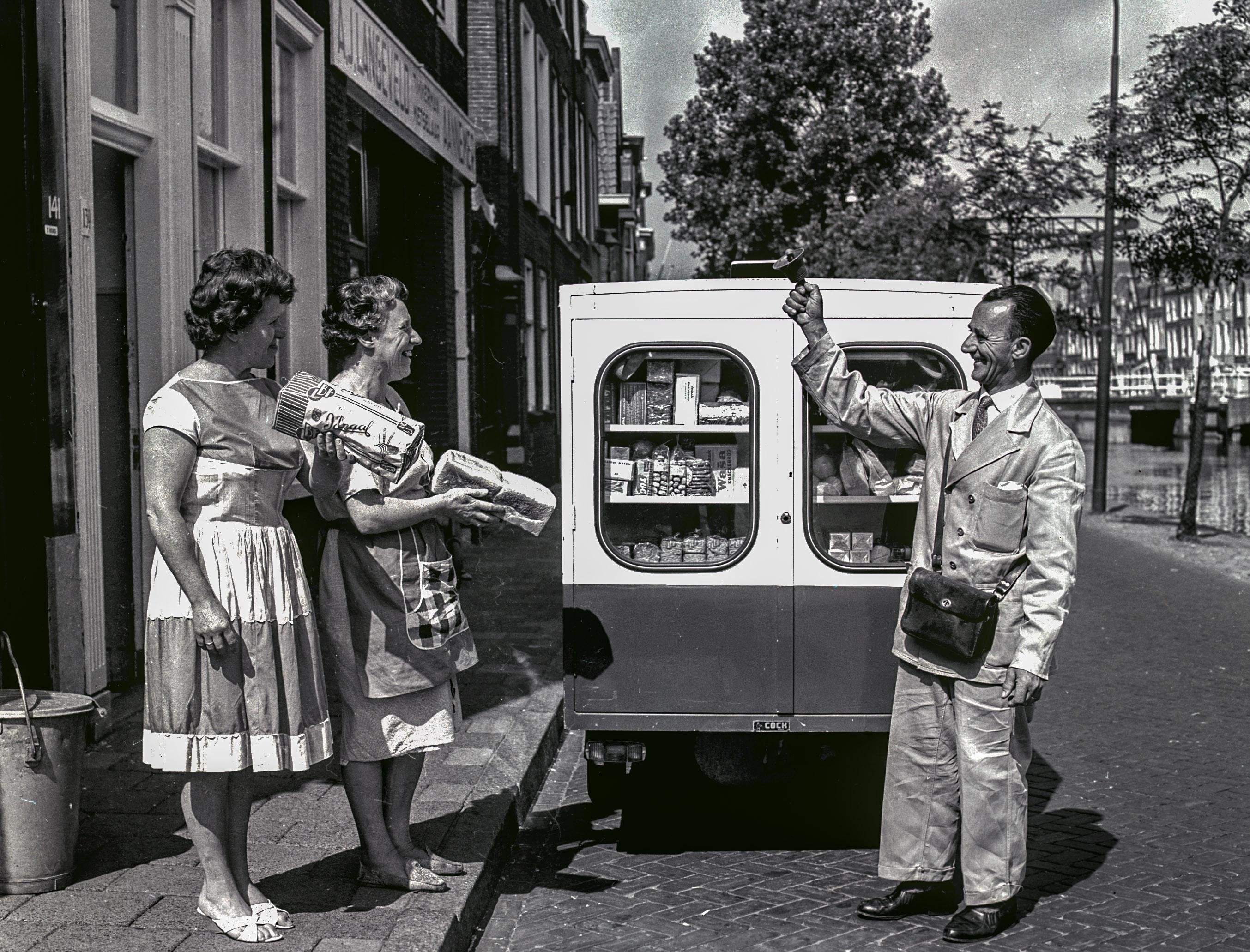 Een kalender vol Jan Holvast - de jaren zestig in beeld