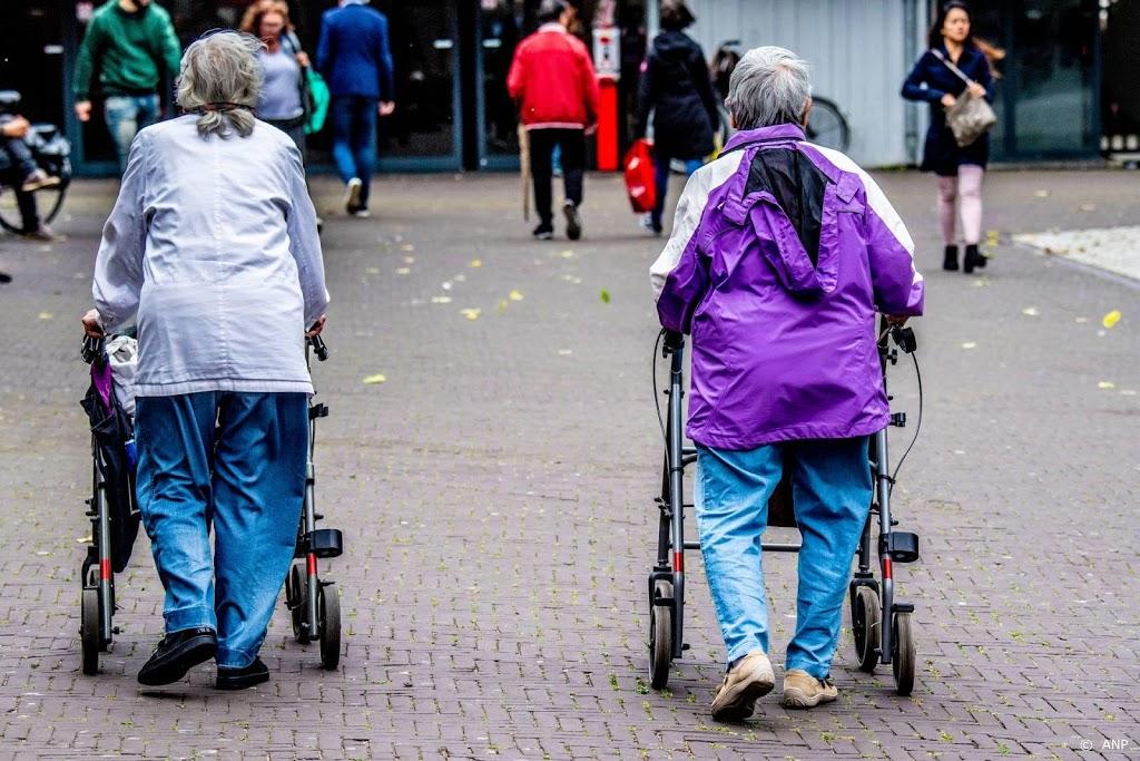 Kwart van 75-plussers kan ziekenhuis niet zelfstandig bereiken