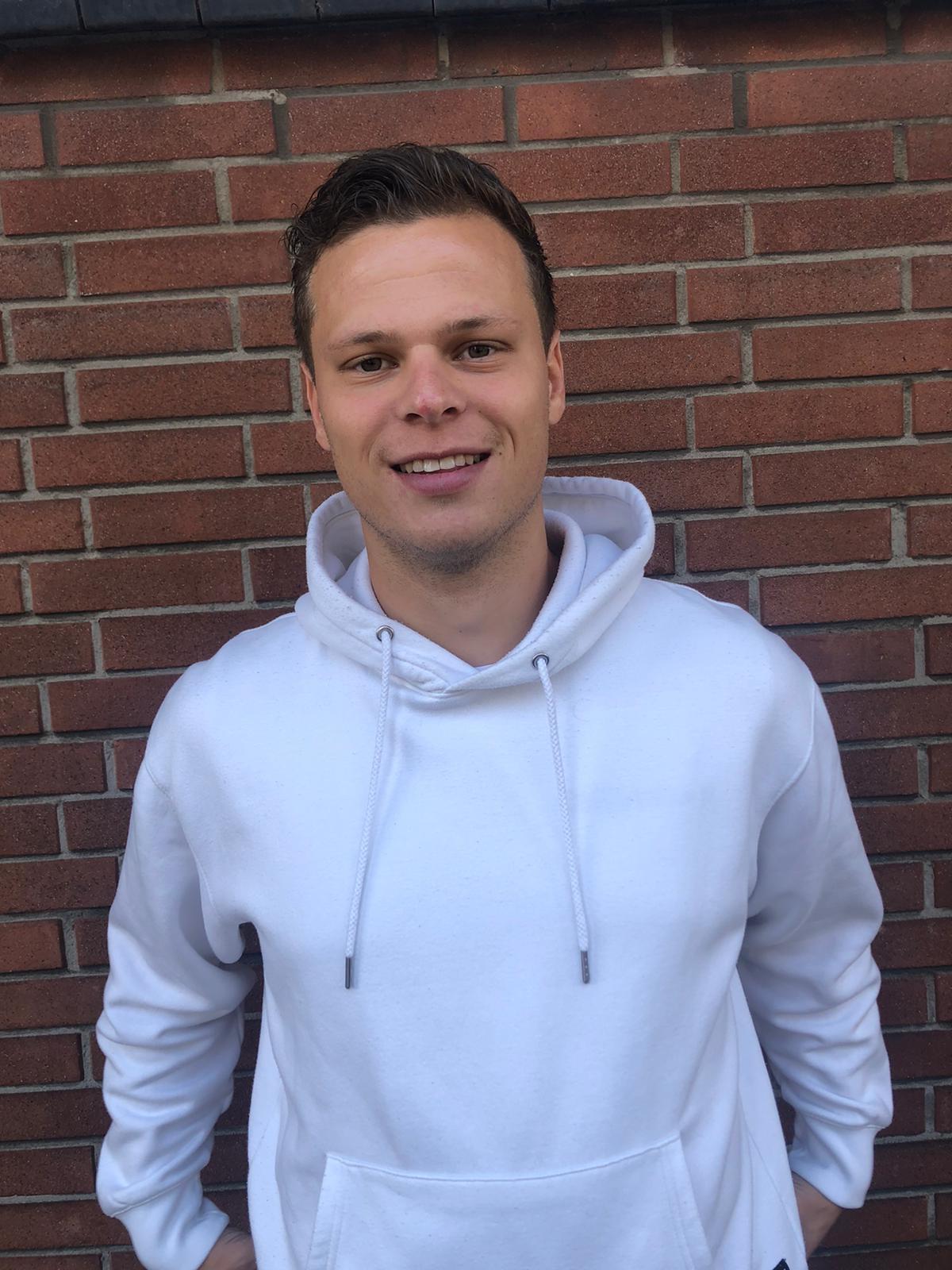Dylan Witsmeer (Westzaan): 'We mogen er zondag natuurljk niet weer drie tegen krijgen'