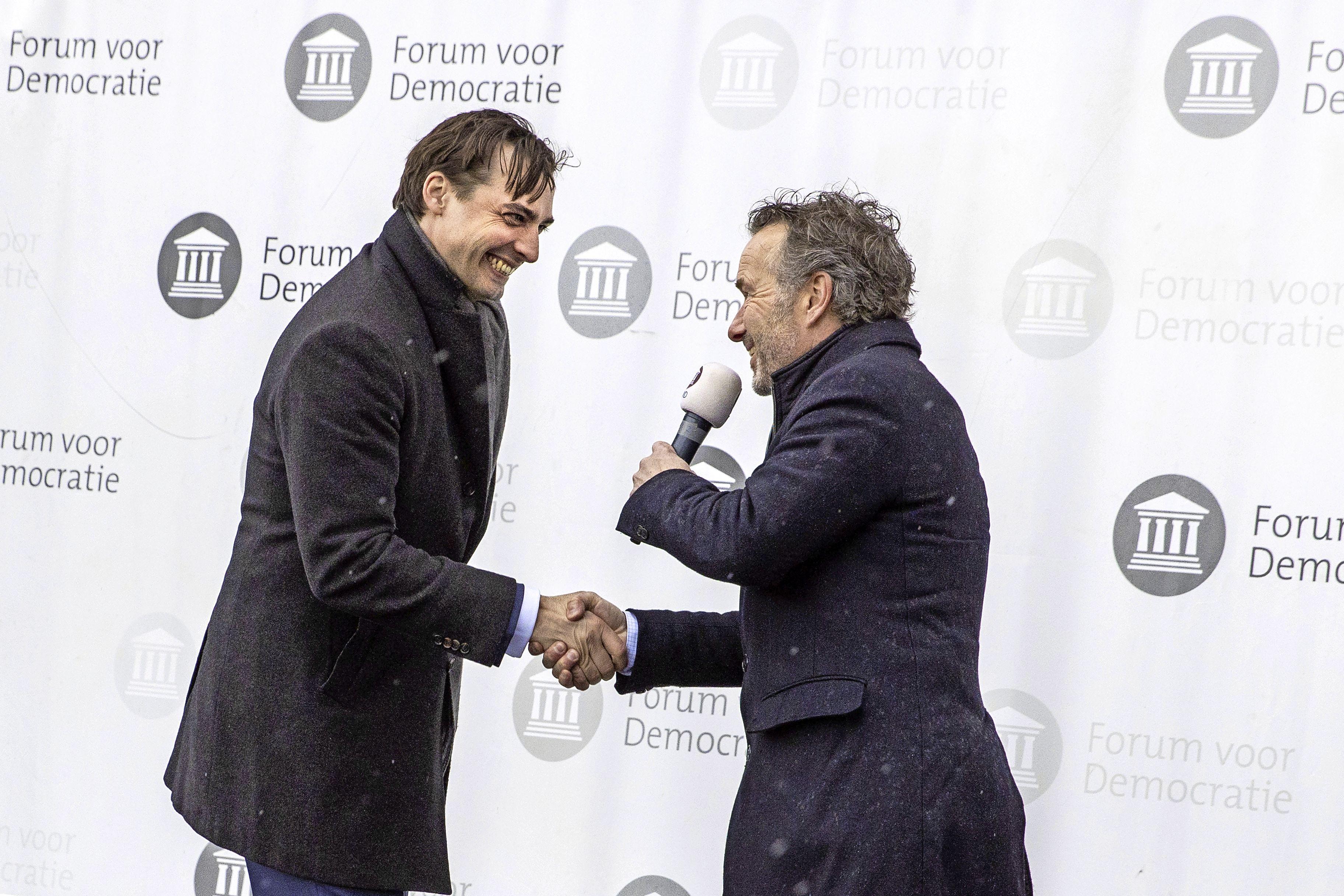 Te weinig voorkeursstemmen voor Zaanse wethouder Mutluer: Van Haga populairder dan Baudet