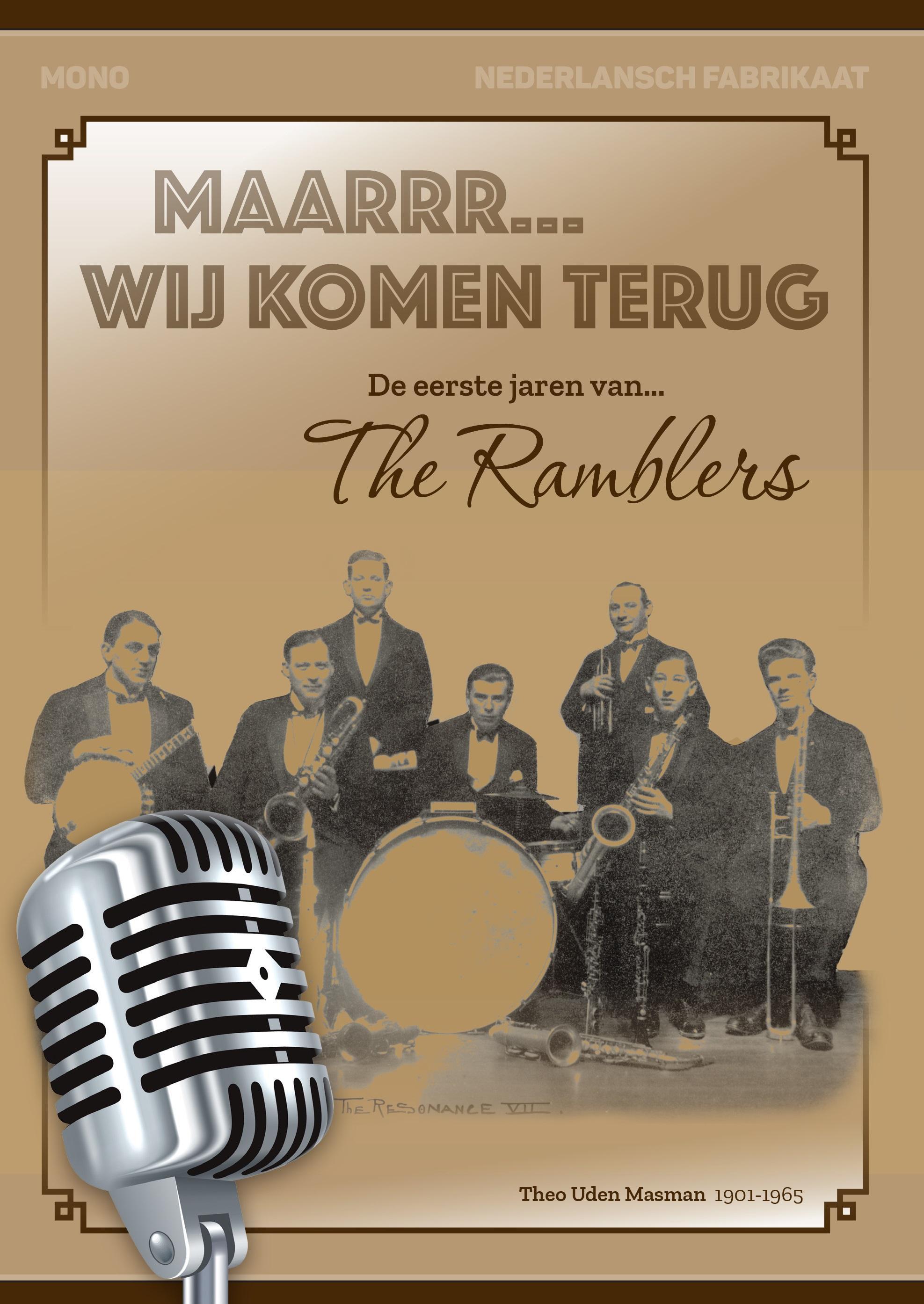 Boek over de eerste jaren van the Ramblers