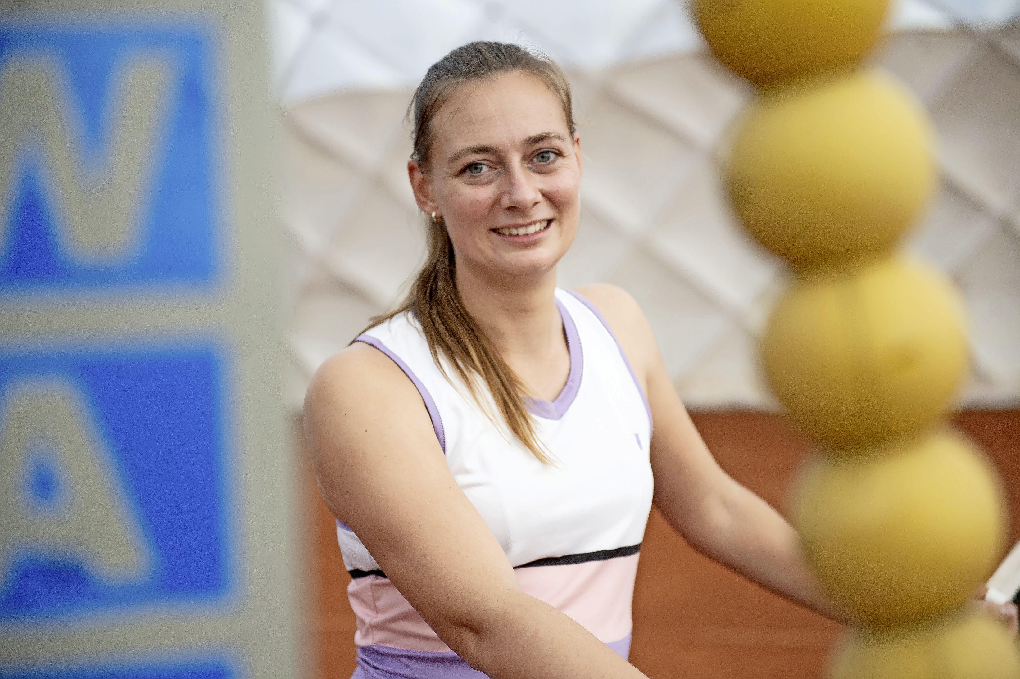 Tennissers Igor Sijsling en Cindy Burger verdedigen hun titel tijdens ITF Toernooi in Alkmaar