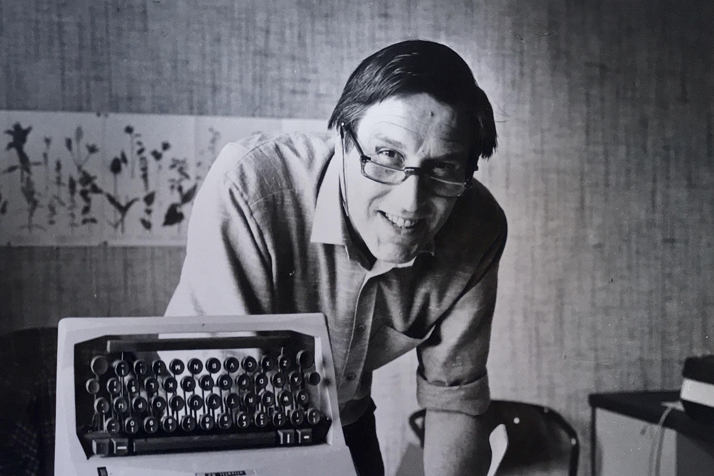 Oud-journalist Henk Biersteker overleden