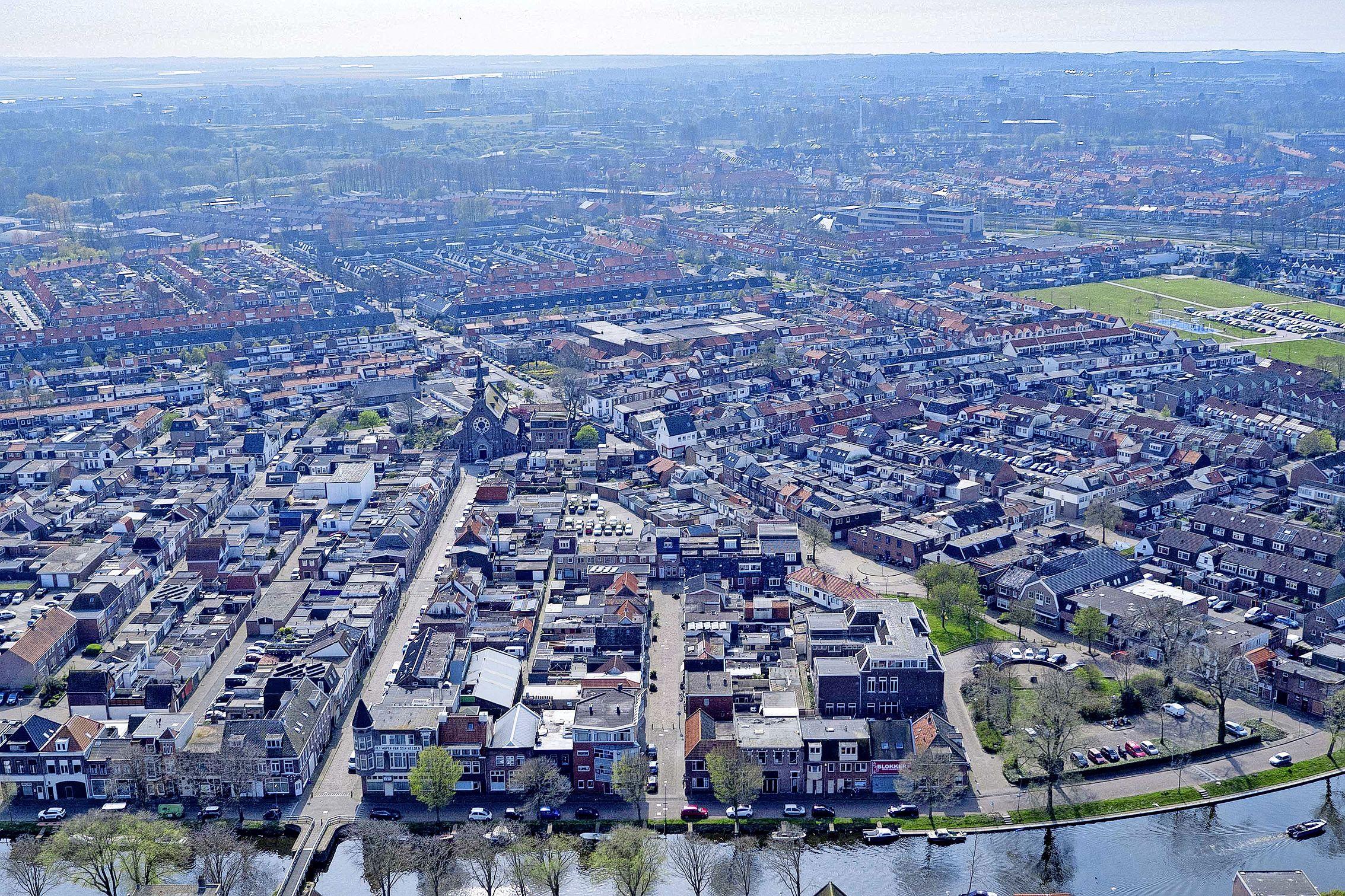 Opgesplitste woning in Den Helder is minimaal honderd vierkante meter. 'Met het oog op woningnood een veel te hoge drempel'