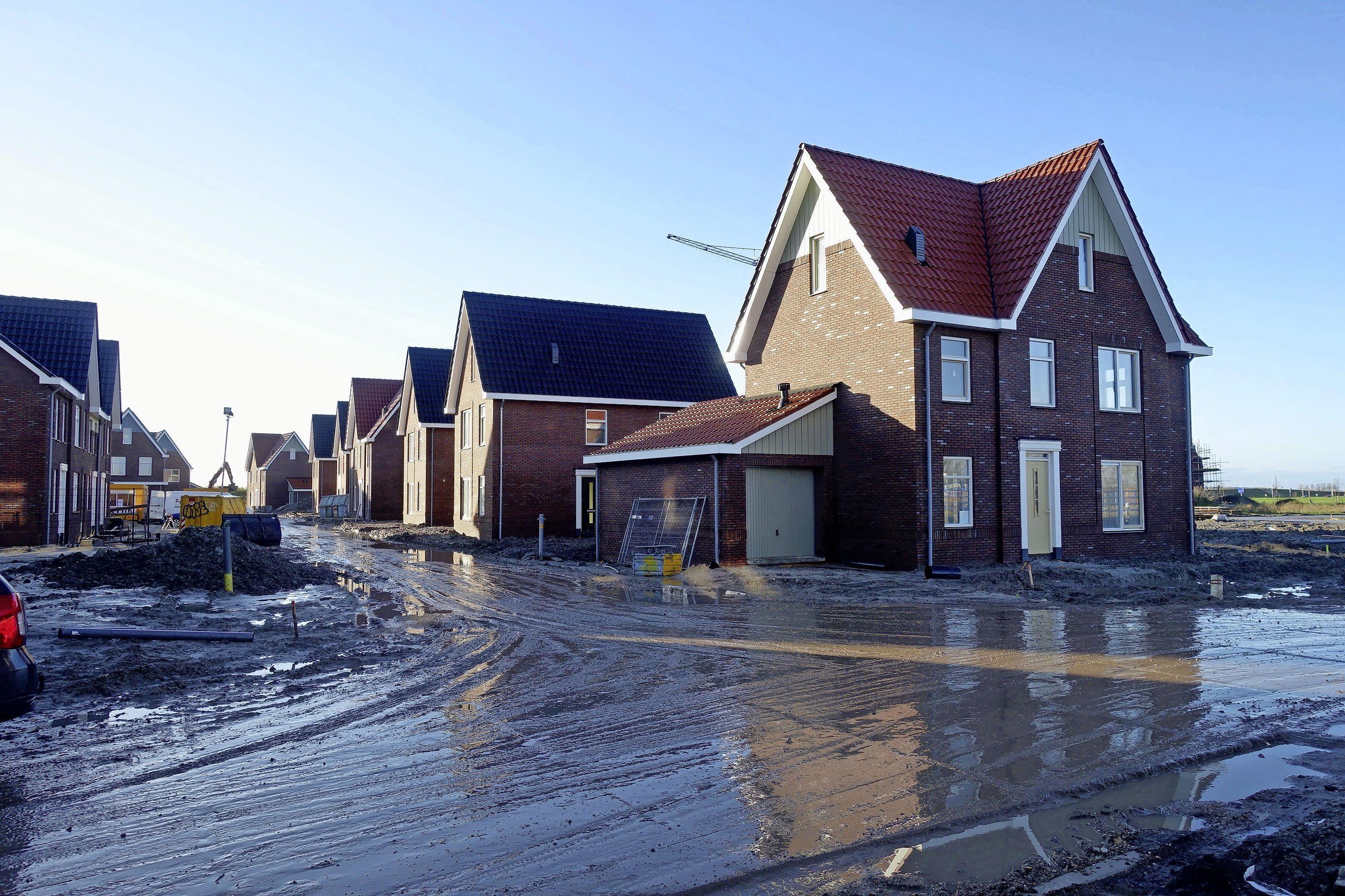 Stede Broec wil dat hele regio zich verplicht 30 procent nieuwbouw voor sociale huur te bestemmen