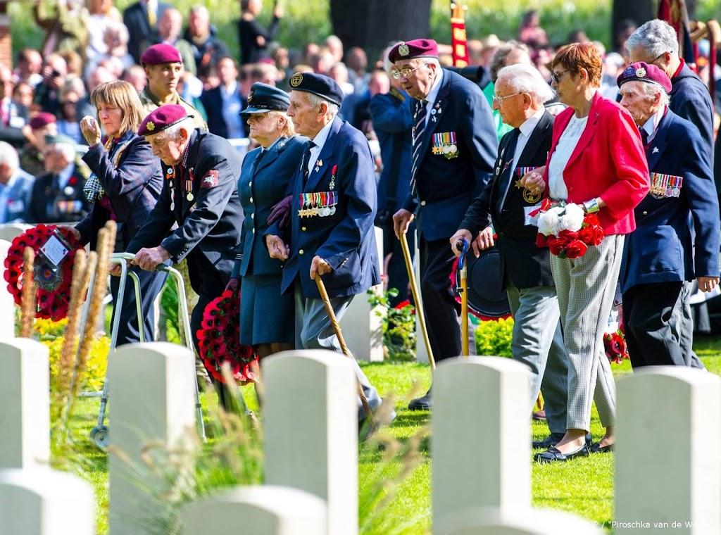Airborne Herdenking zonder veteranen en op kleine schaal