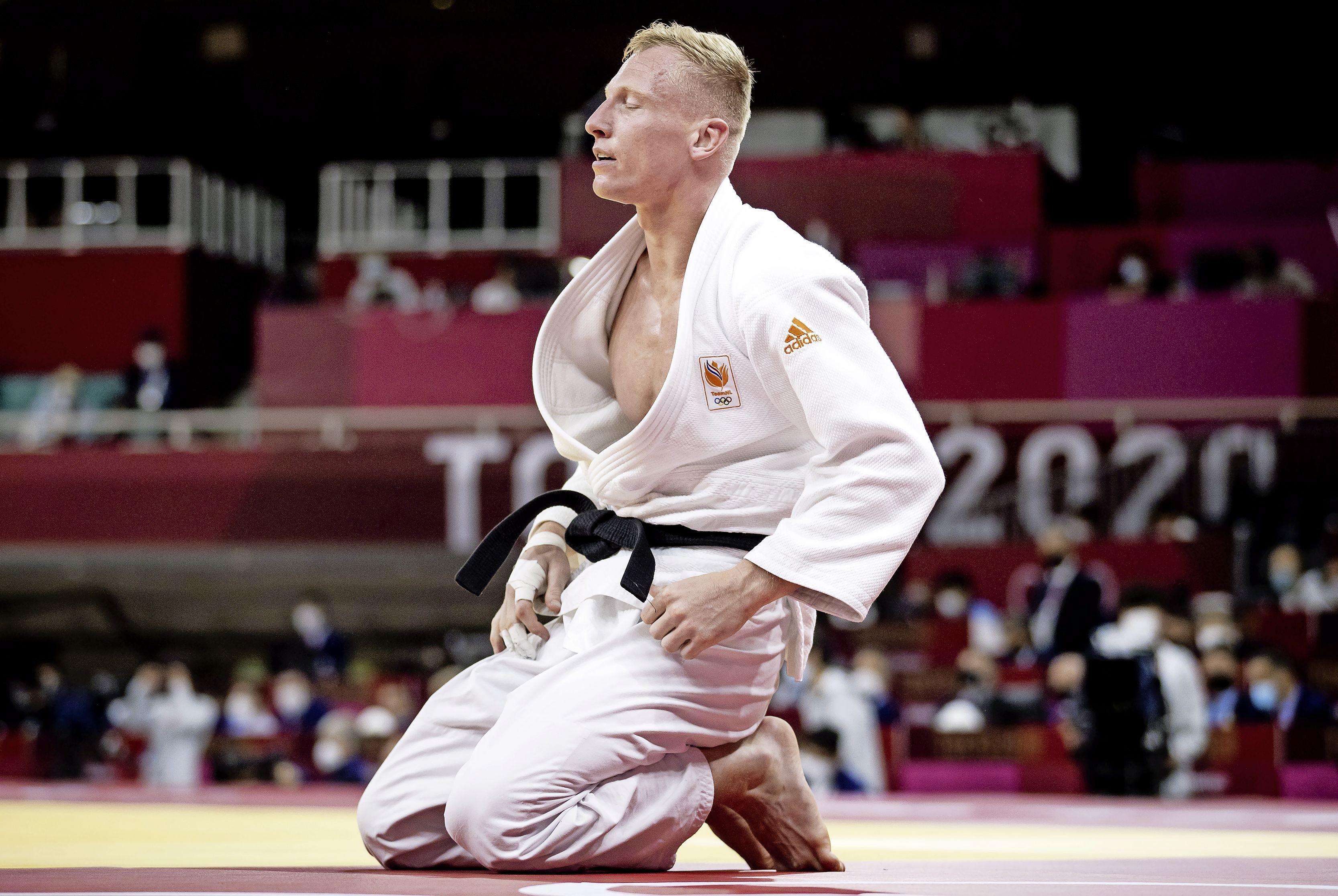 Heemskerker De Wit: overal medaille gepakt, verbijsterd dat het er nu op zit