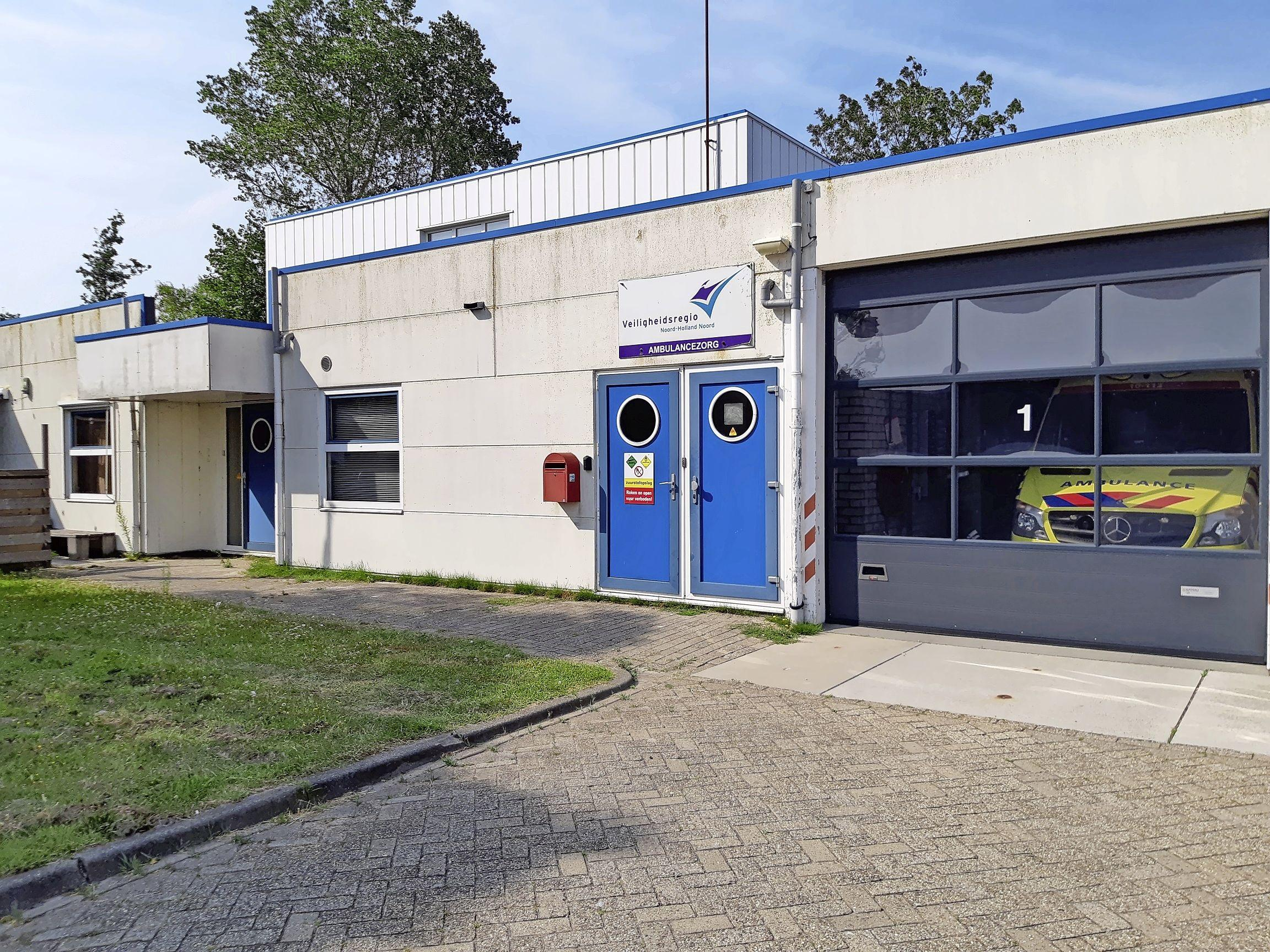 Nieuwe ambulancepost voor Den Helder en Texel krijgt er een tweede bij