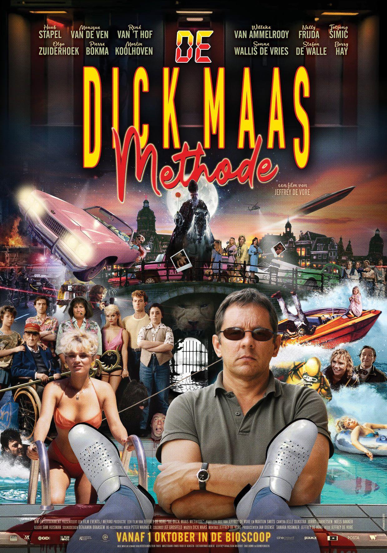 'Buurman wat doet u nu?' Dick Maas-klassiekers Flodder, De Lift en Amsterdamned ken ik uit mijn hoofd | column