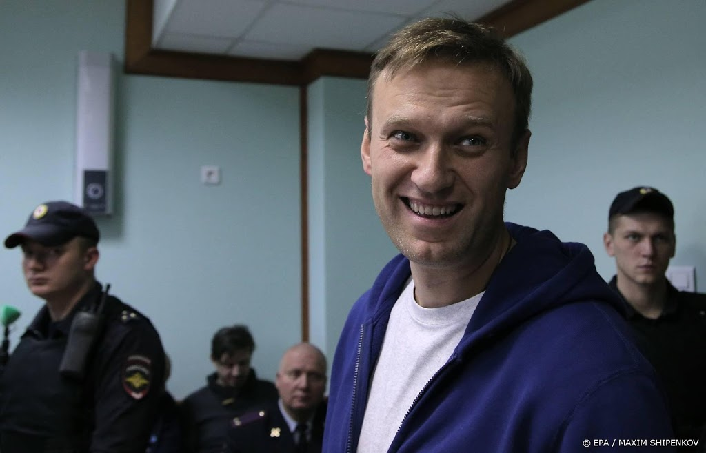 Russen leggen beslag op bezittingen oppositieleider Navalni