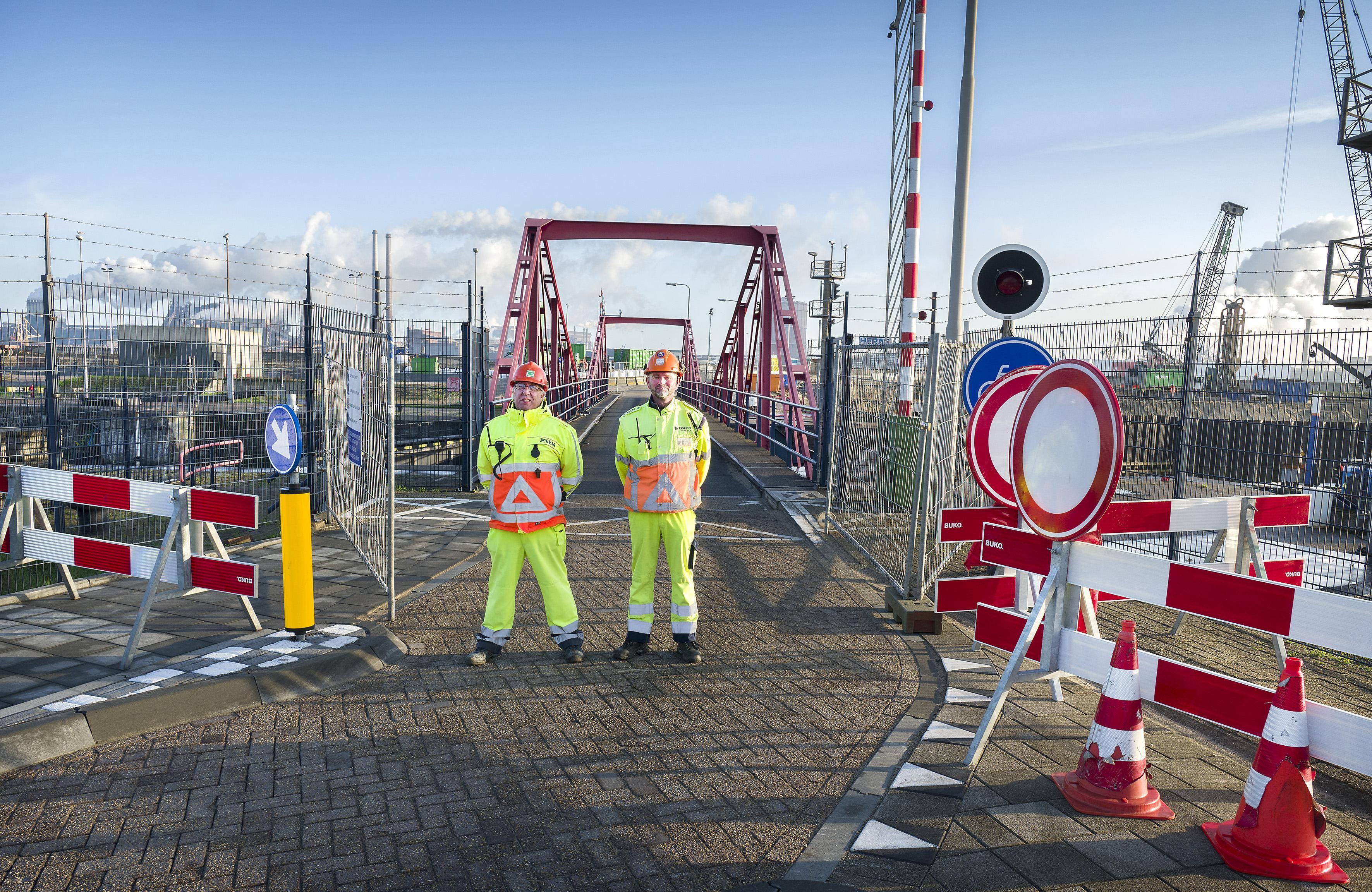 Rijkswaterstaat telde geen fietsers op IJmuidense sluisroute