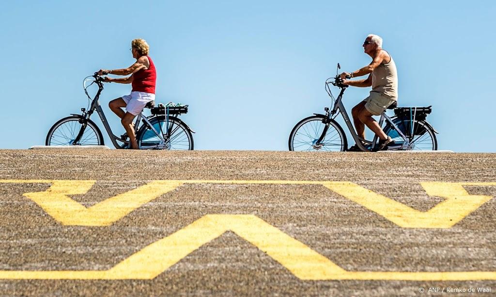 Ouderen fietsen vaker en zijn dan ook vaker slachtoffer