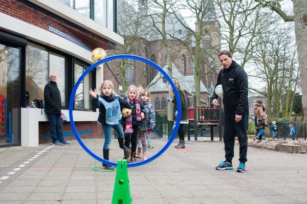 Noordwijk 'Sportstad van Europa': 'Een lach op het gezicht is het belangrijkste'
