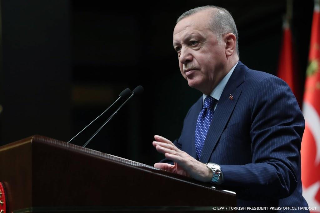 EU-kopstukken spreken Turkse president aan op mensenrechten