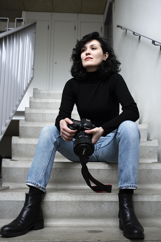 Haar camera is haar grootste wapen: Cigdem Yuksel gaat stereotype beeldvorming te lijf