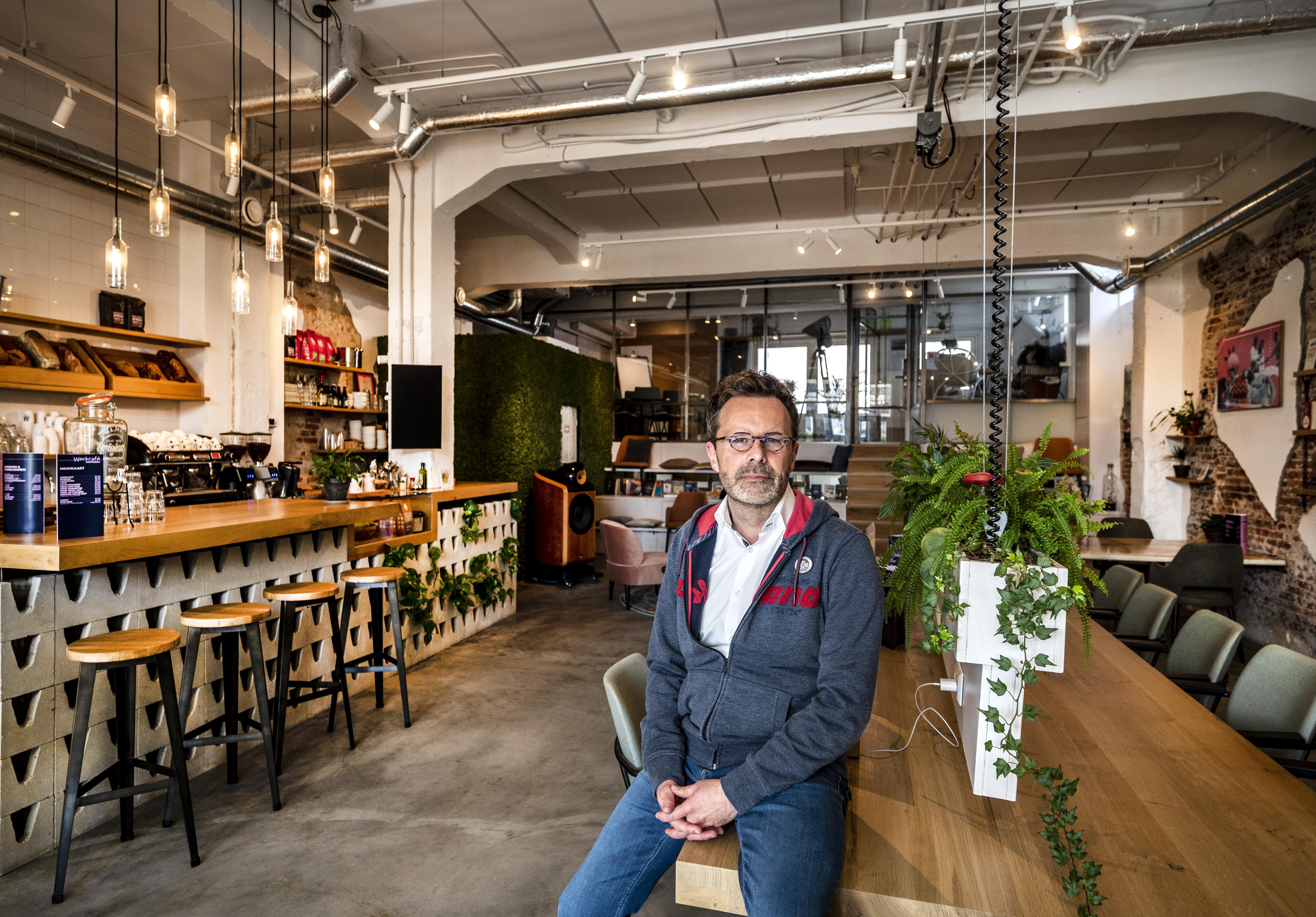 Ondernemer en idealist wil roer omgooien: Haarlemmer Martin Schuurman pleit voor basisinkomen voor iedere volwassene