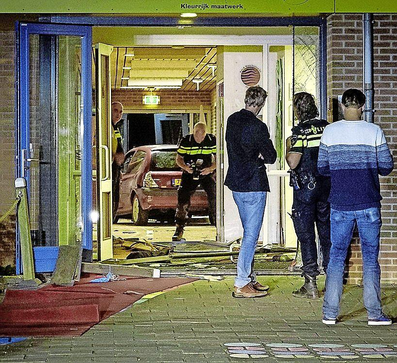 18 maanden cel voor vader die basisschool in Grootebroek binnenreed: 'Hij wilde niemand doden, maar nam wel het risico'