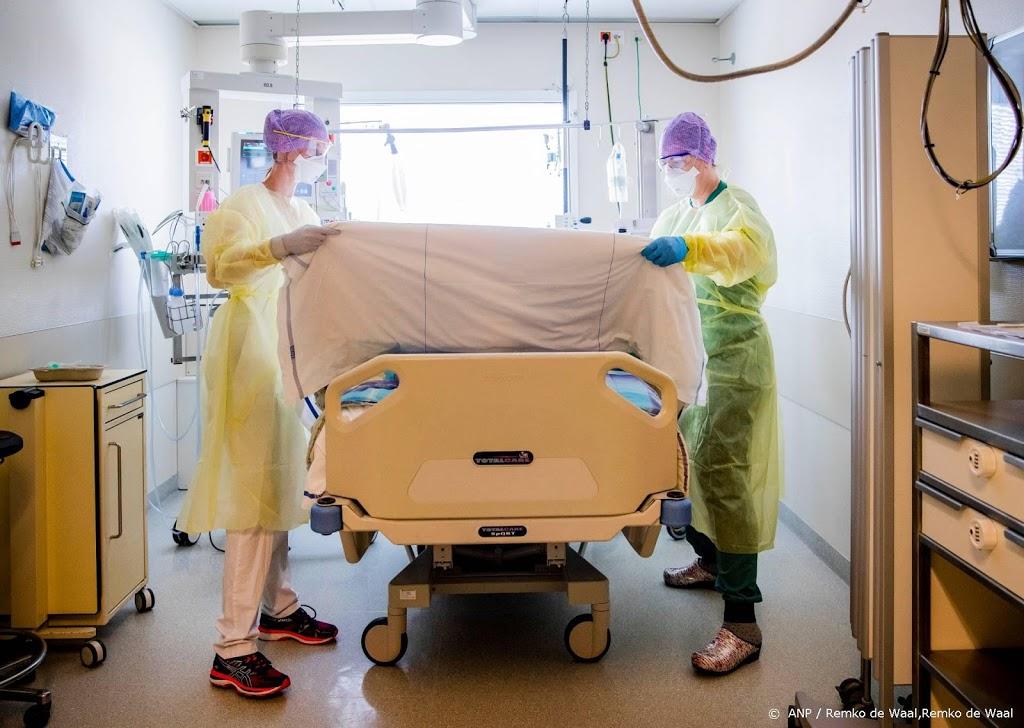 Aantal coronapatiënten in ziekenhuis 'beperkt gestegen'