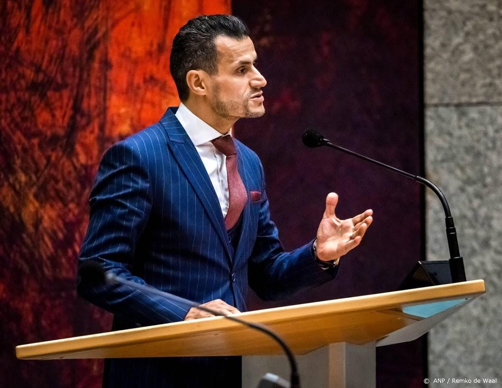 Azarkan nu officieel lijsttrekker voor DENK