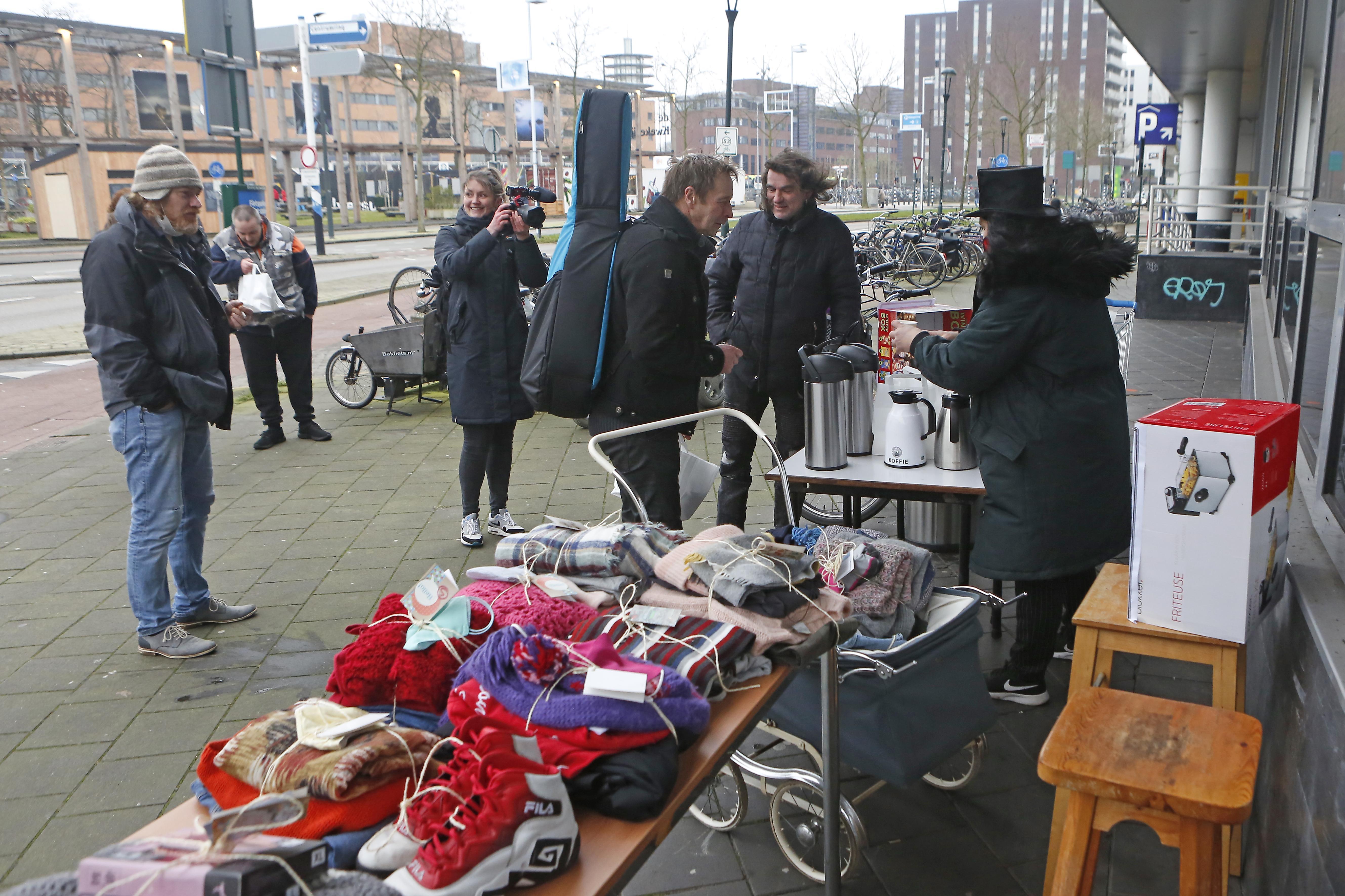 'Niemand hoeft op straat te slapen.' Ook Hilversum benadrukt dat er - ondanks corona - geen problemen zijn met de opvang van daklozen