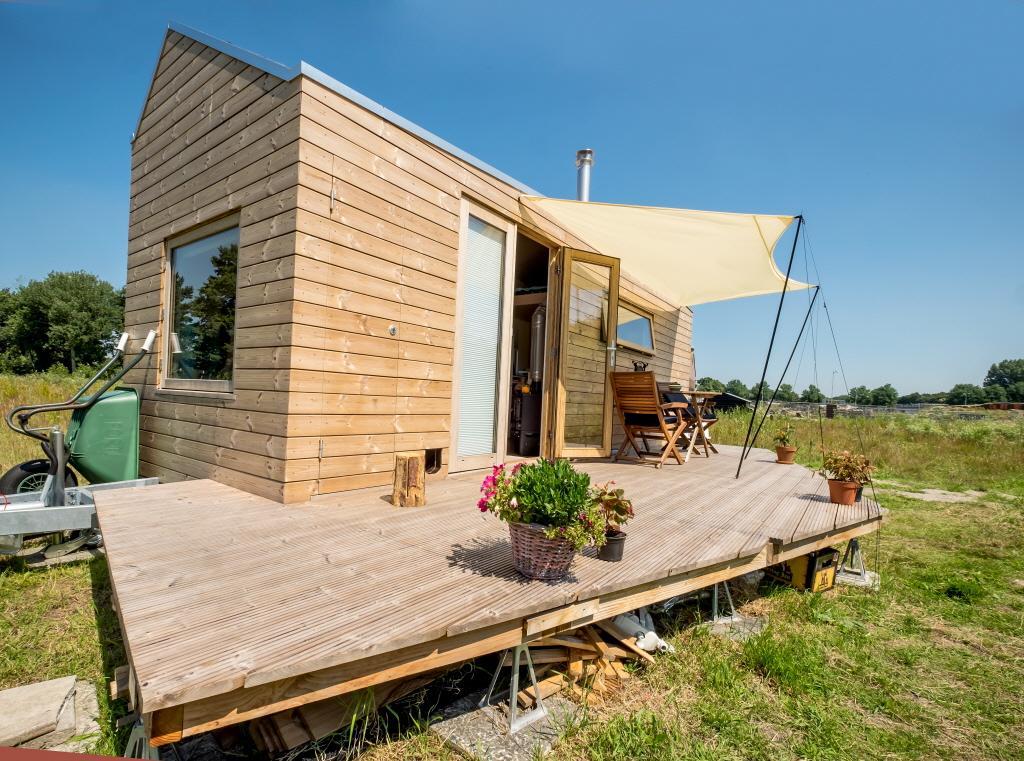 Alkmaar positief over tiny houses, maar dan wel tijdelijk. 'Nichemarkt legt grote claim op beperkte ruimte'