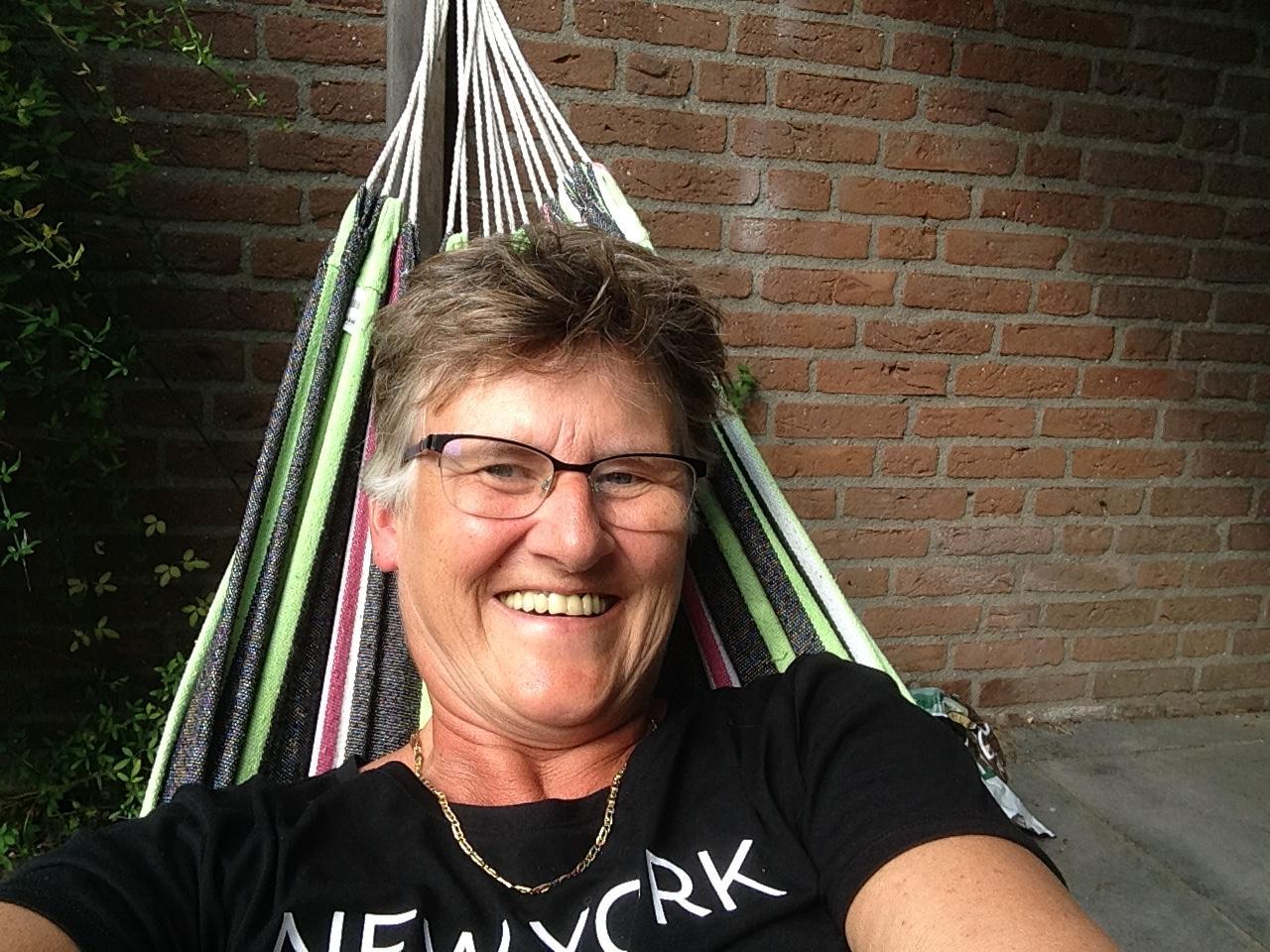 Over de doden: Sportieve doorzetter Jacqueline van Berloo plande alles, tot het einde aan toe