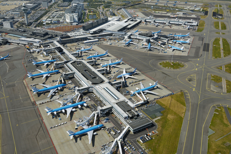 Schiphol: stabiele passagiersaantallen, maar wel meer winst