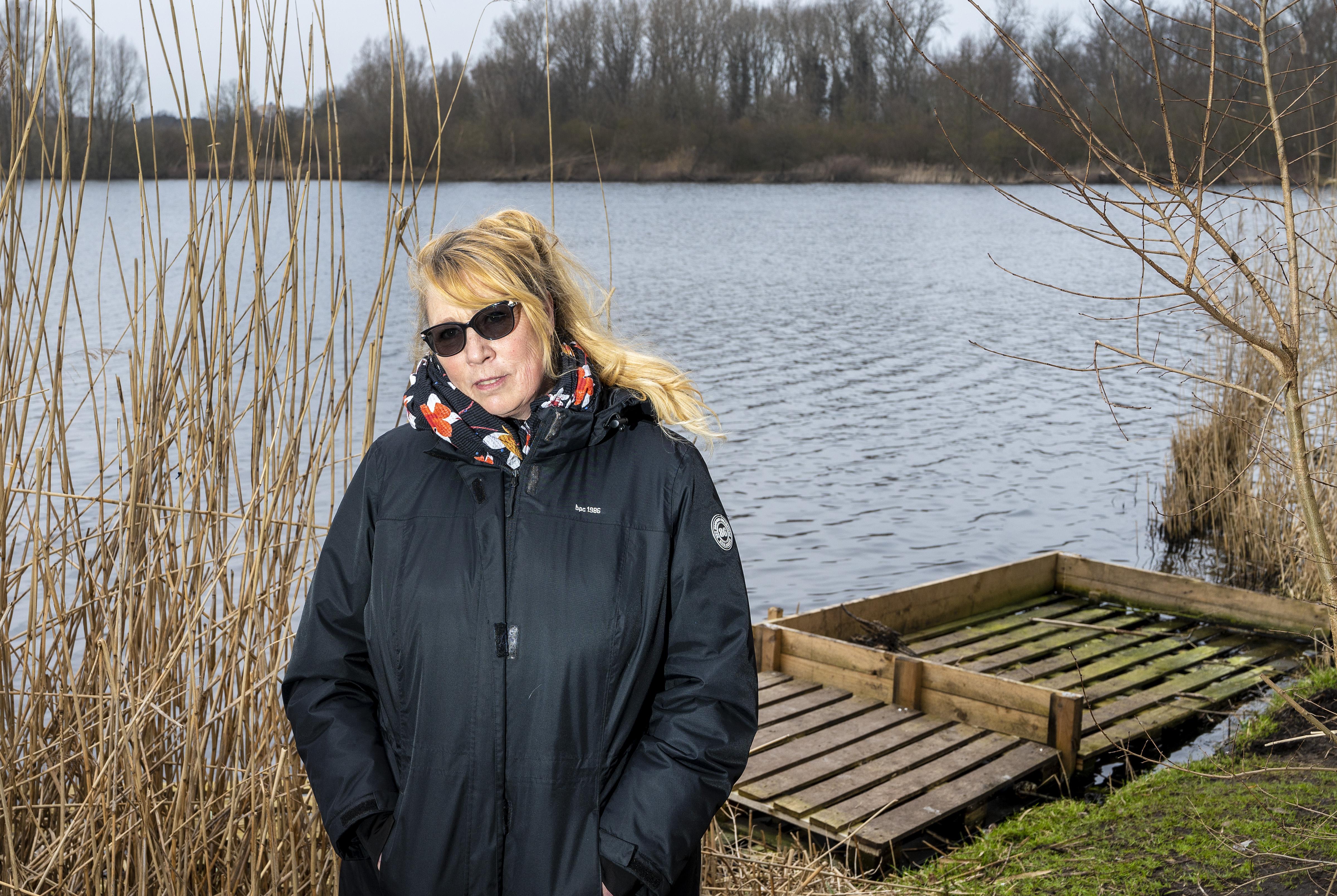 Linda Steeman hekelt plan voor horeca en strand bij Schouwbroekerplas 'Laat natuur met rust'
