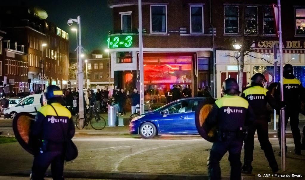 Eerste twee verdachten rellen Rotterdam vrijdag voor rechter