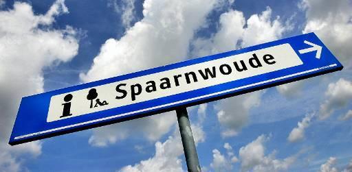 Recreatiegebied Spaarnwoude 's nachts afgesloten tegen illegale feesten, vooral begrip in de Velsense politiek