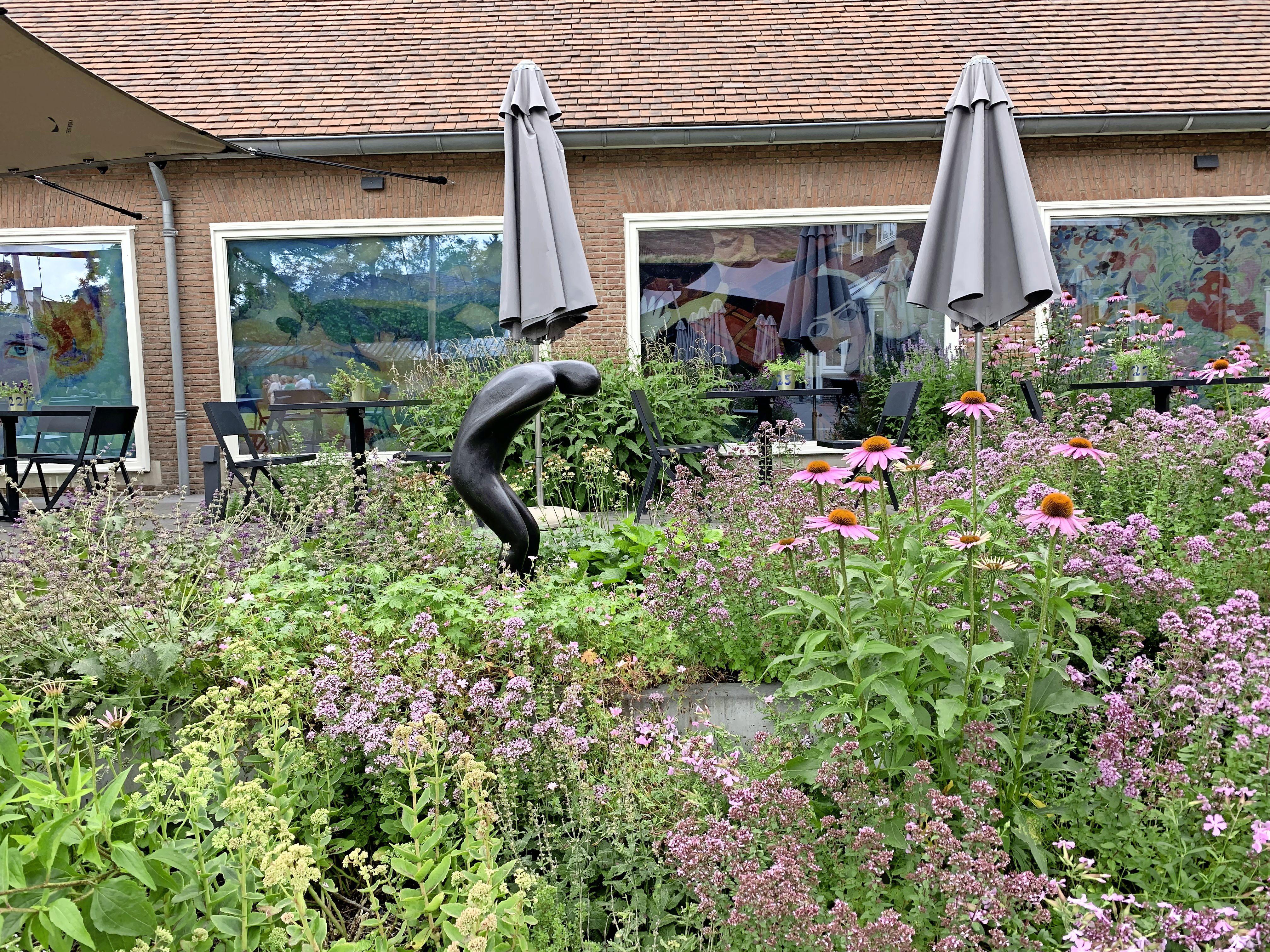 Feest in de Singertuin en het groen van Piet Oudolf