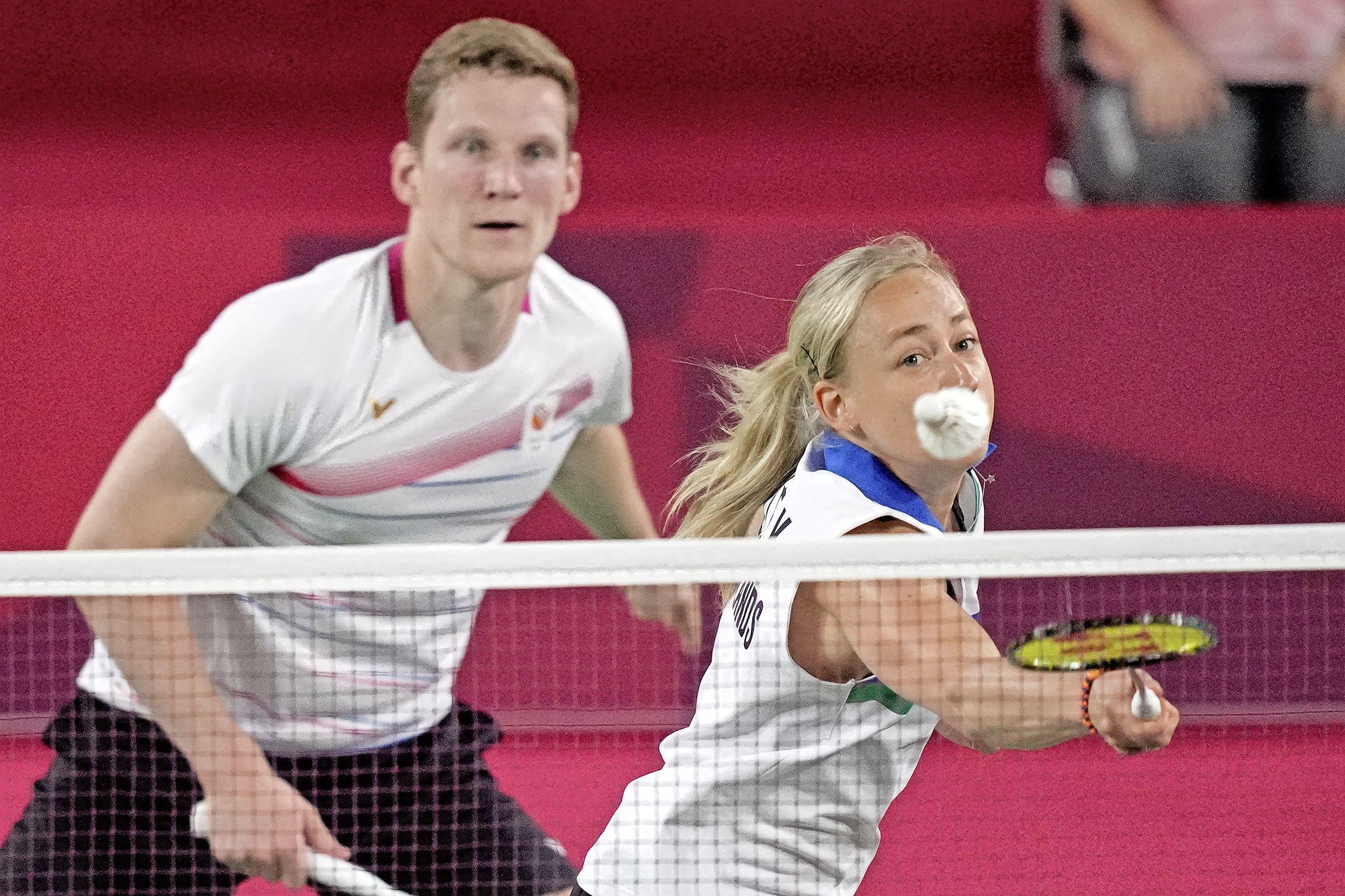Badmintonduo Tabeling/Piek verliest ook tweede duel