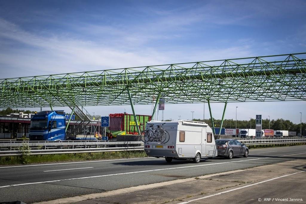 Opnieuw drukte op wegen in Europa