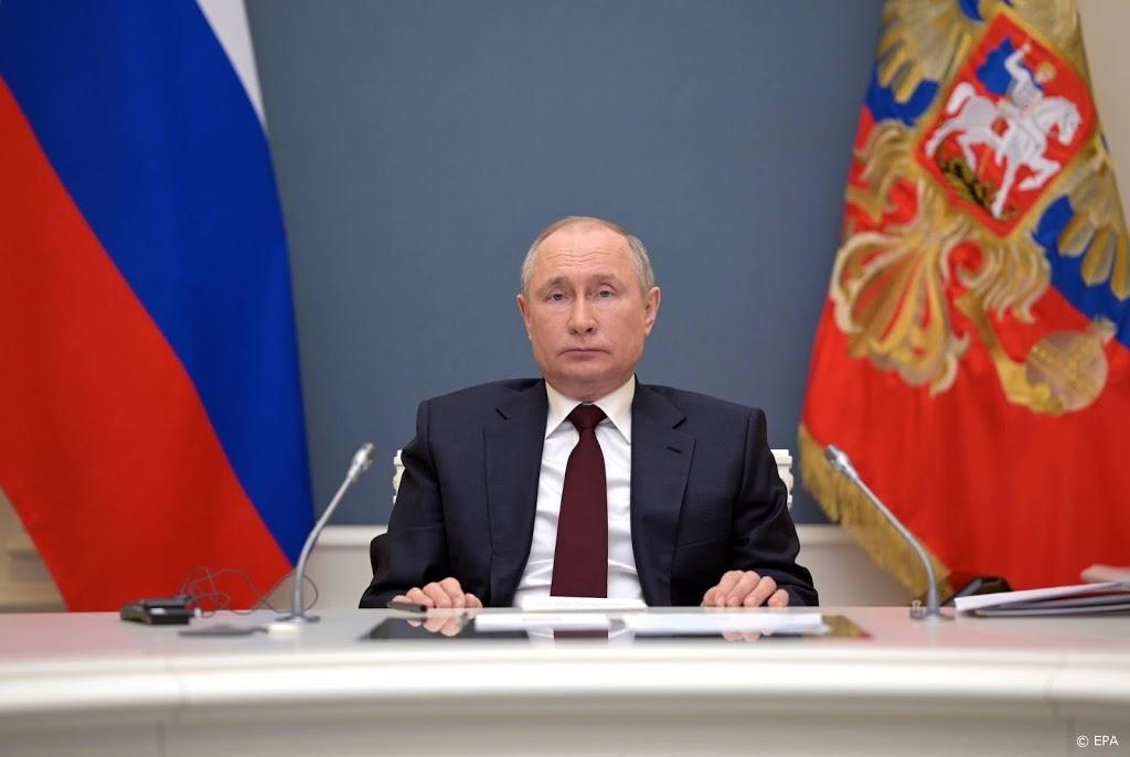 Poetin nodigt Oekraïense president uit in Moskou