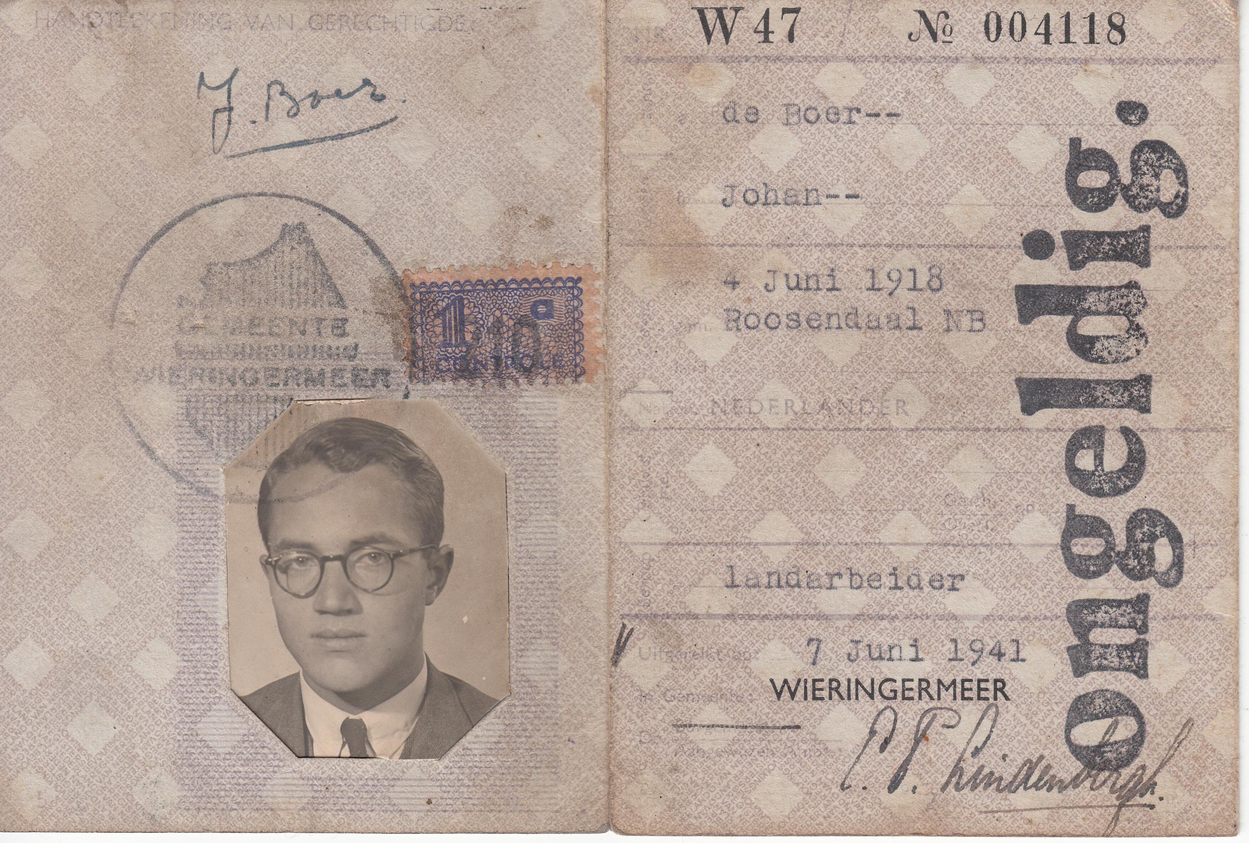Annie Geusebroek en Bep Lindenbergh verrichtten heldendaden in de Wieringermeer tijdens de Tweede Wereldoorlog. Het Noord-Hollands Archief is op zoek naar meer van dit soort vrouwen in het verzet