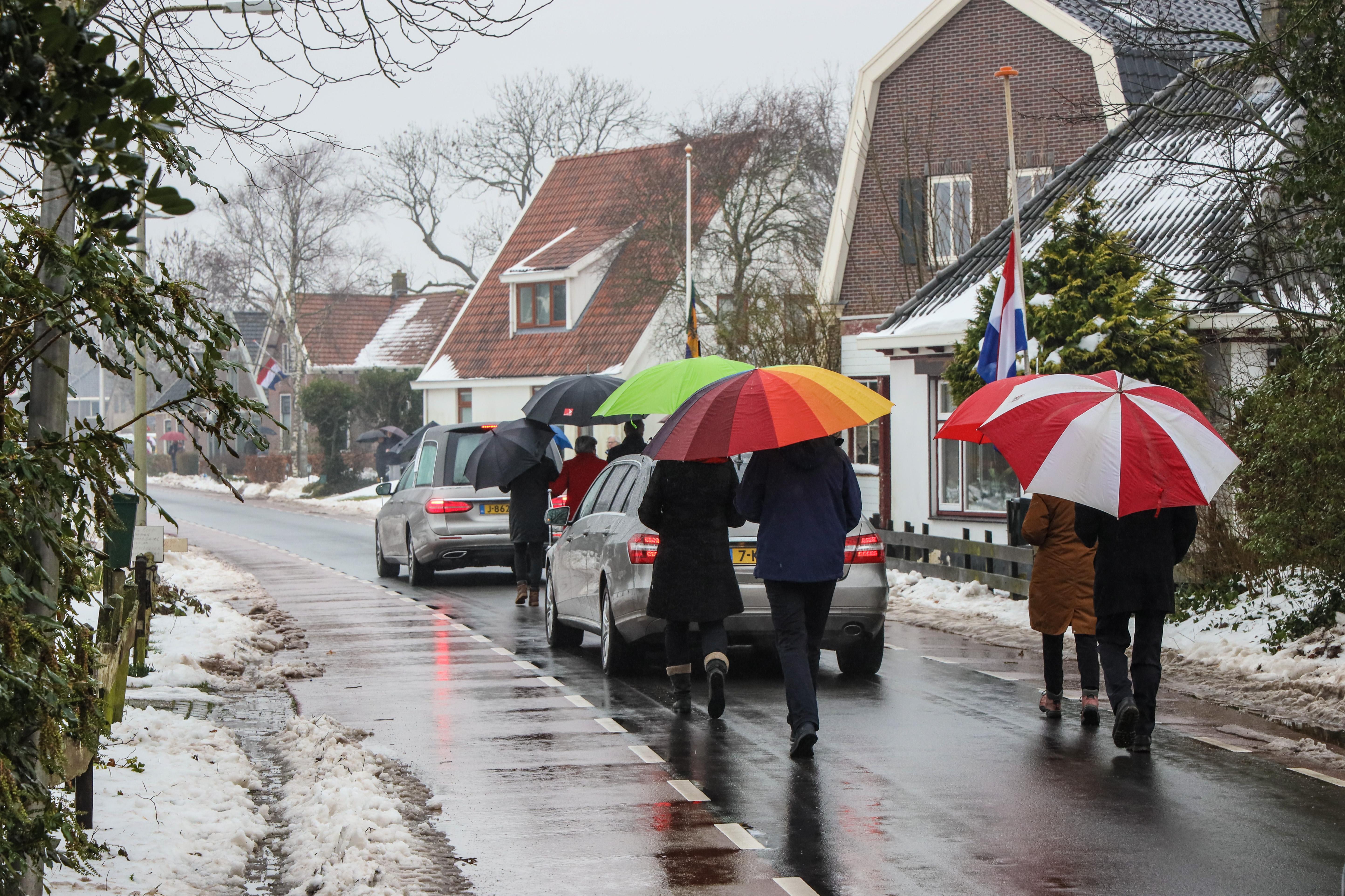 Tranen voor burgemeester GertJan Nijpels van Opmeer [video]