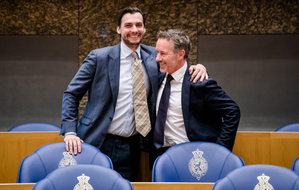 Drie Kamerleden scheiden zich af van Forum voor Democratie, ook Van Haga