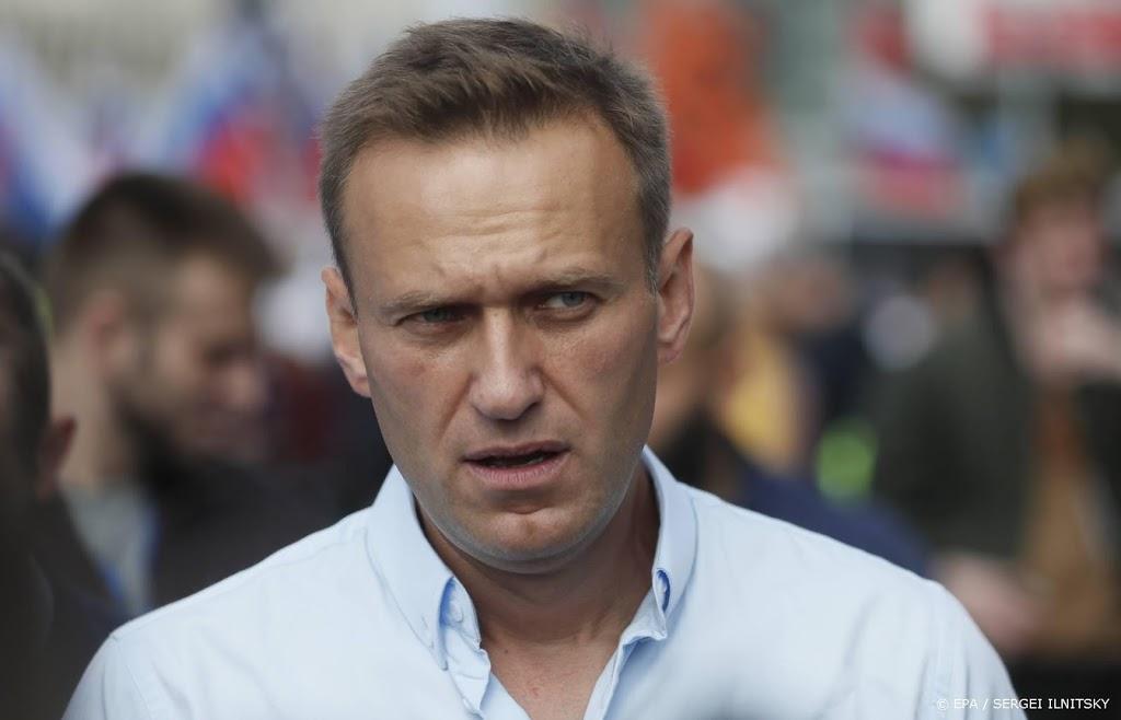 Navalni spant nieuwe zaak aan over gevangenisregime