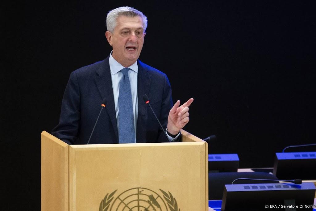 VN-vluchtelingencommissaris test positief op Covid-19