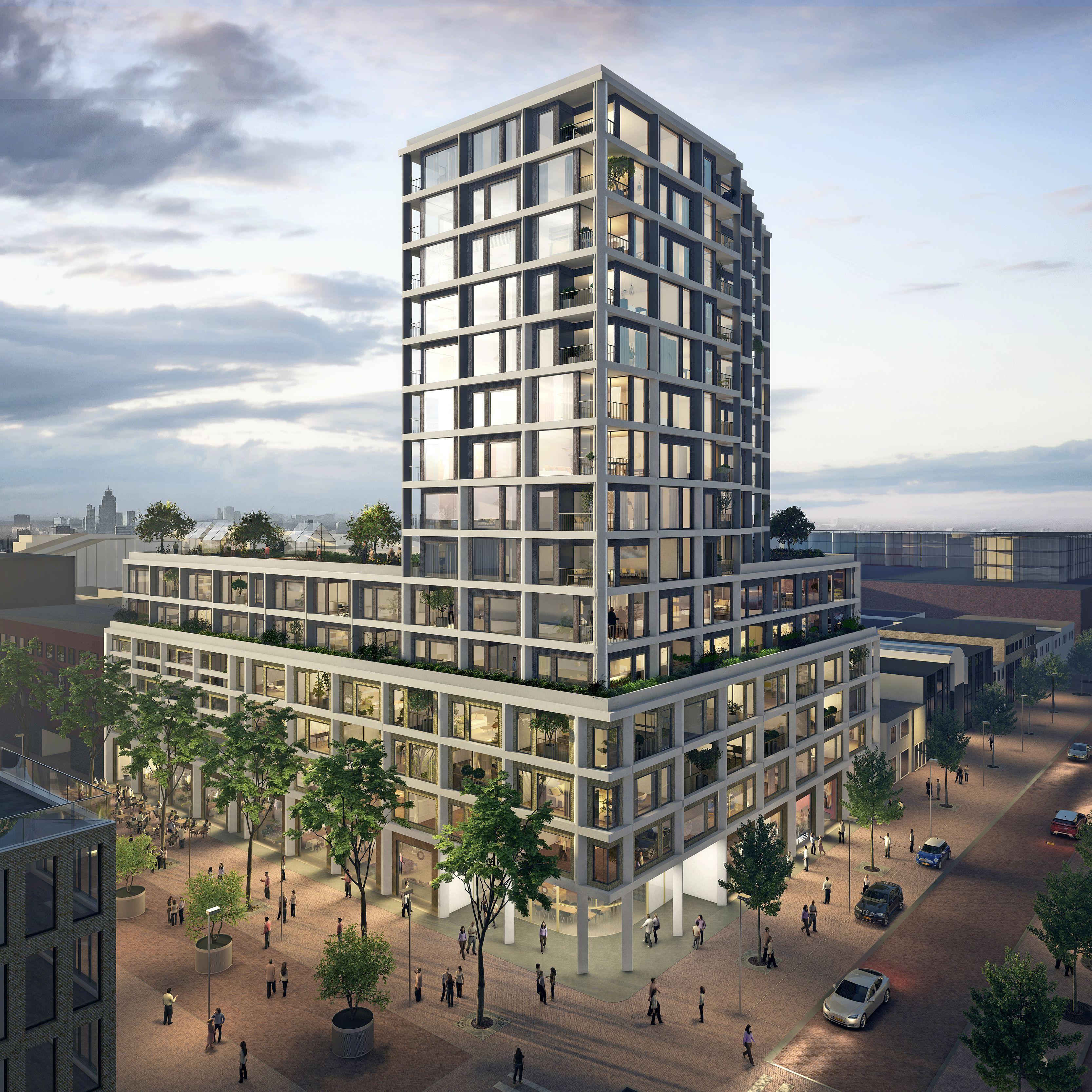 Bouw op Aprisco-terrein in Hoofddorps centrum uitgesteld