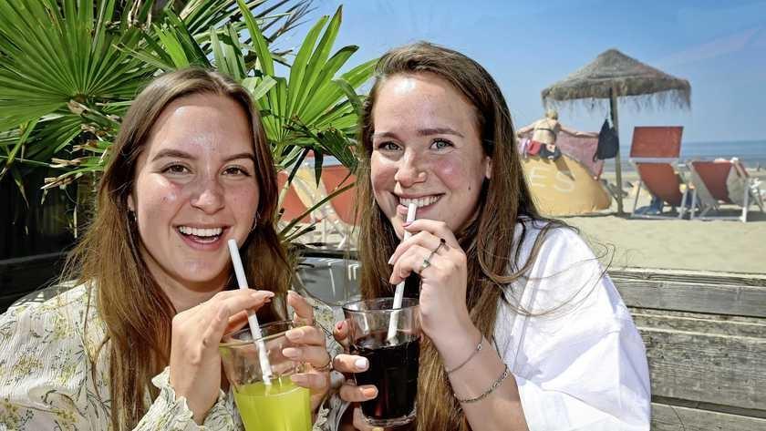 Publiek geniet met volle teugen van subtropisch Zandvoort: 'Zou dit wel elke dag willen'