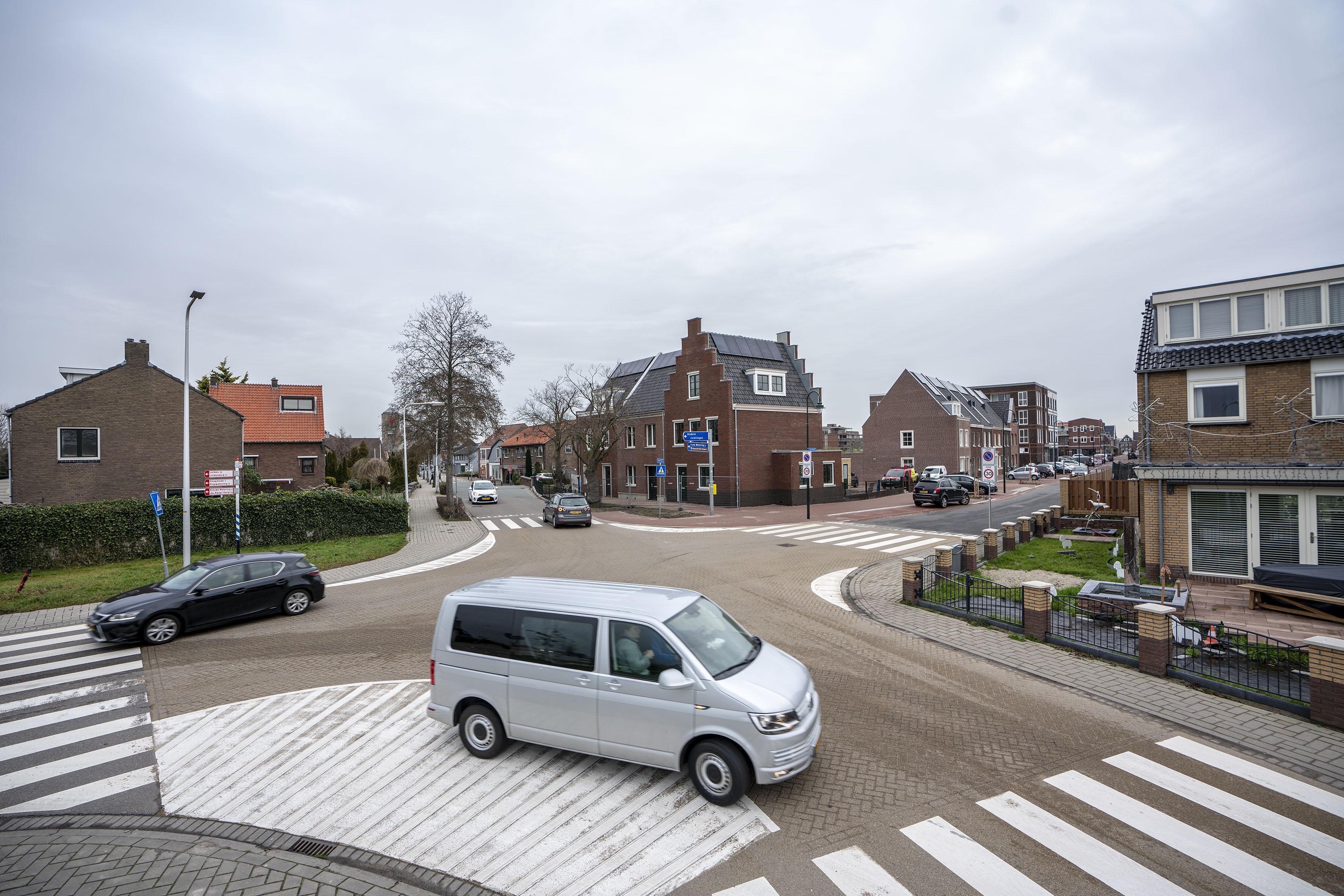 2021 belooft een overzichtelijk jaar te worden voor de meest besproken kruising van Roelofarendsveen