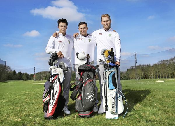 Golfteam De Goyer: 'Je moet elkaar accepteren'